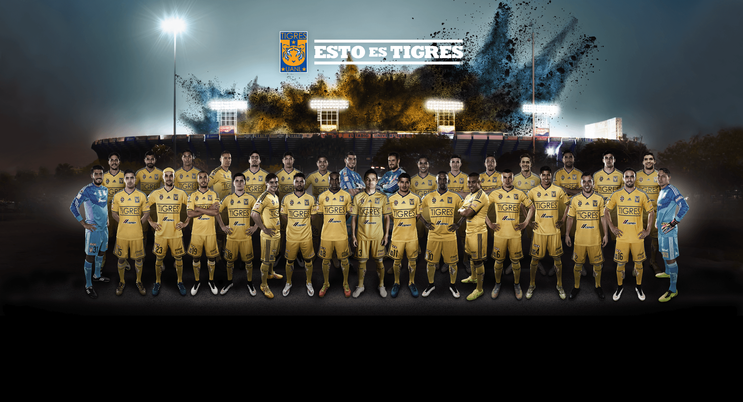 Tigres Uanl Wallpapers Wallpaper Cave
