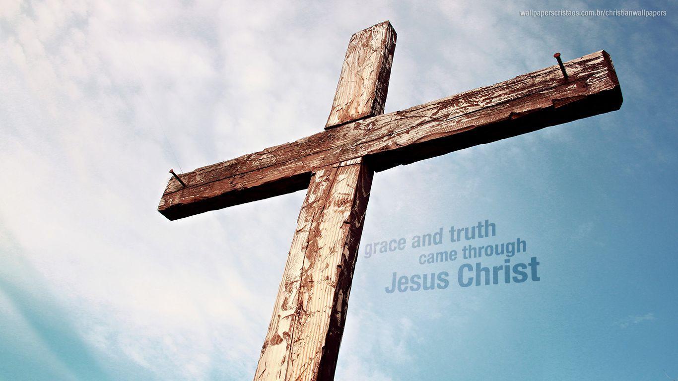 Christ Jesus On The Cross Wallpapers