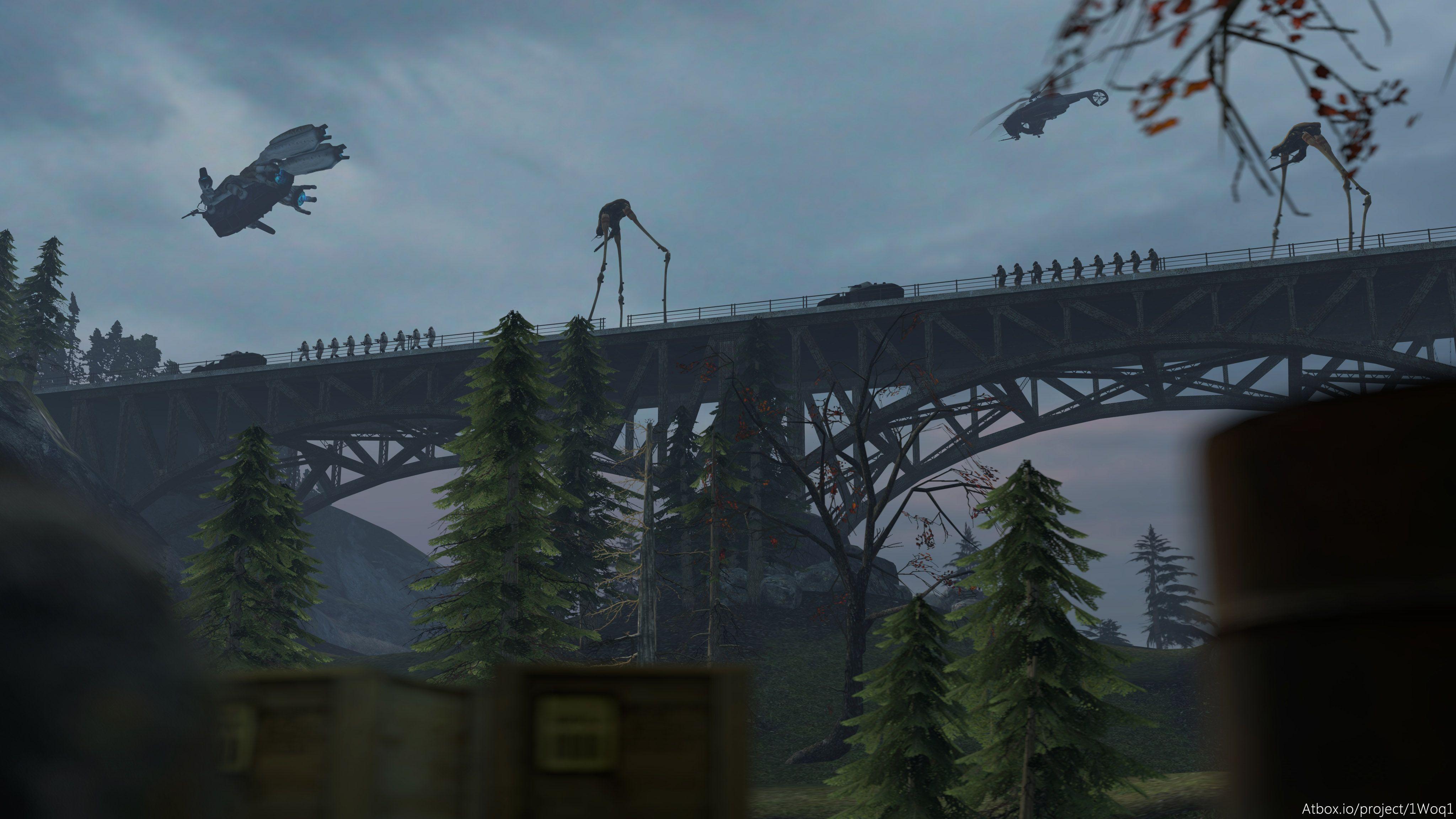 Half Life 2 Combine Wallpaper: Combine Wallpapers