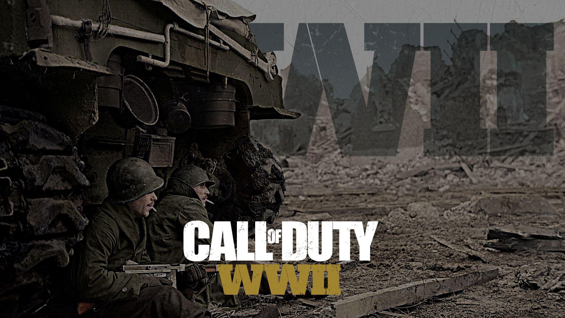 Call Of Duty Ww2 Wallpaper: COD WW2 Wallpapers