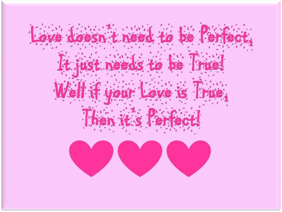 Pink Love Quotes Wallpapers - Wallpaper Cave
