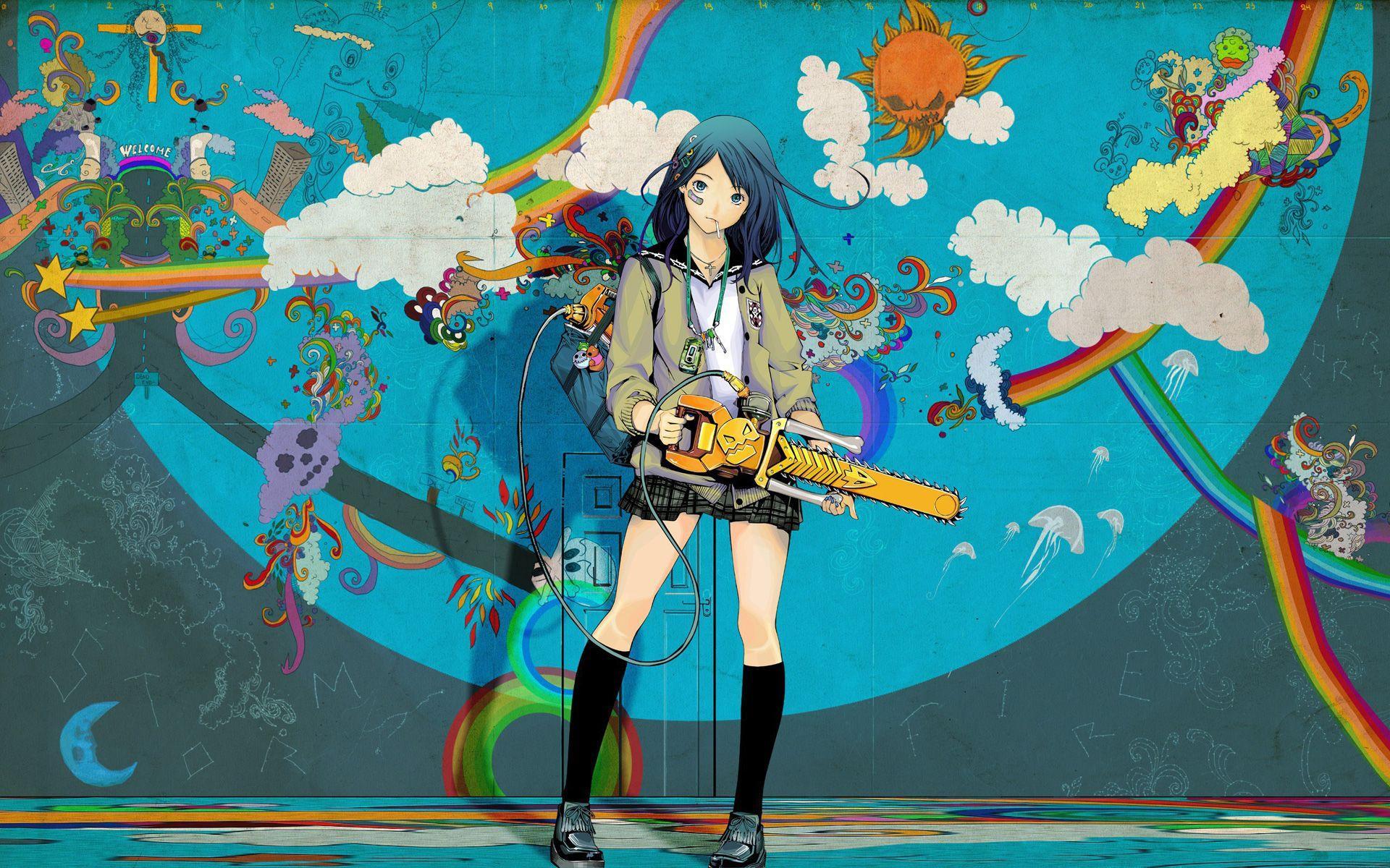 Amazing Anime Manga Digital Art Anime Wallpapercoolvibe