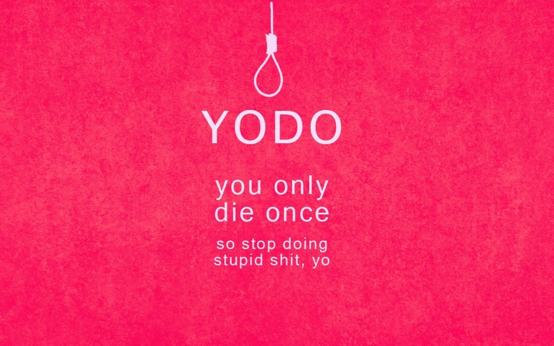 White pink die noose yolo wallpaper | (21288)
