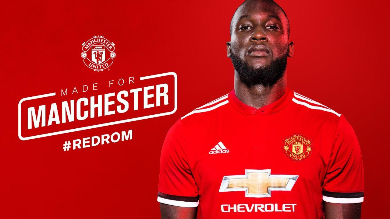 Lukaku Manchester United Wallpapers