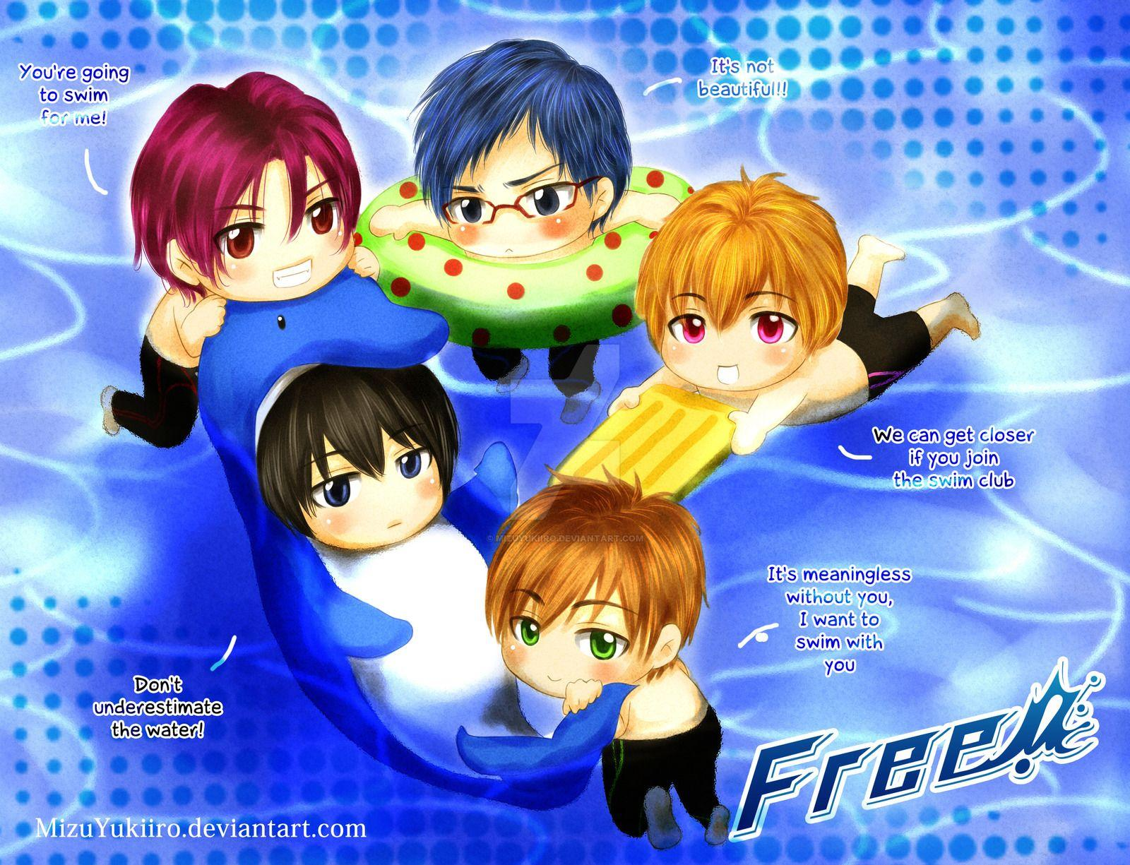 d72253a062c Iwatobi Swim Club Join Us! by MizuYuKiiro on DeviantArt