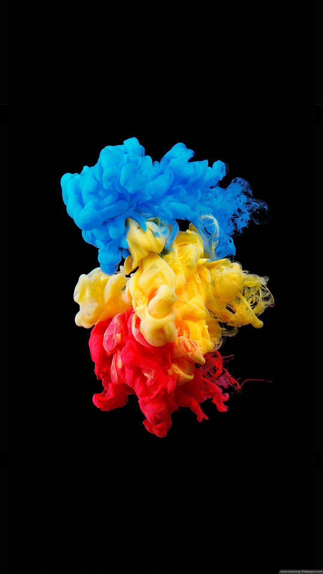 Color Smoke Wallpapers Wallpaper Cave
