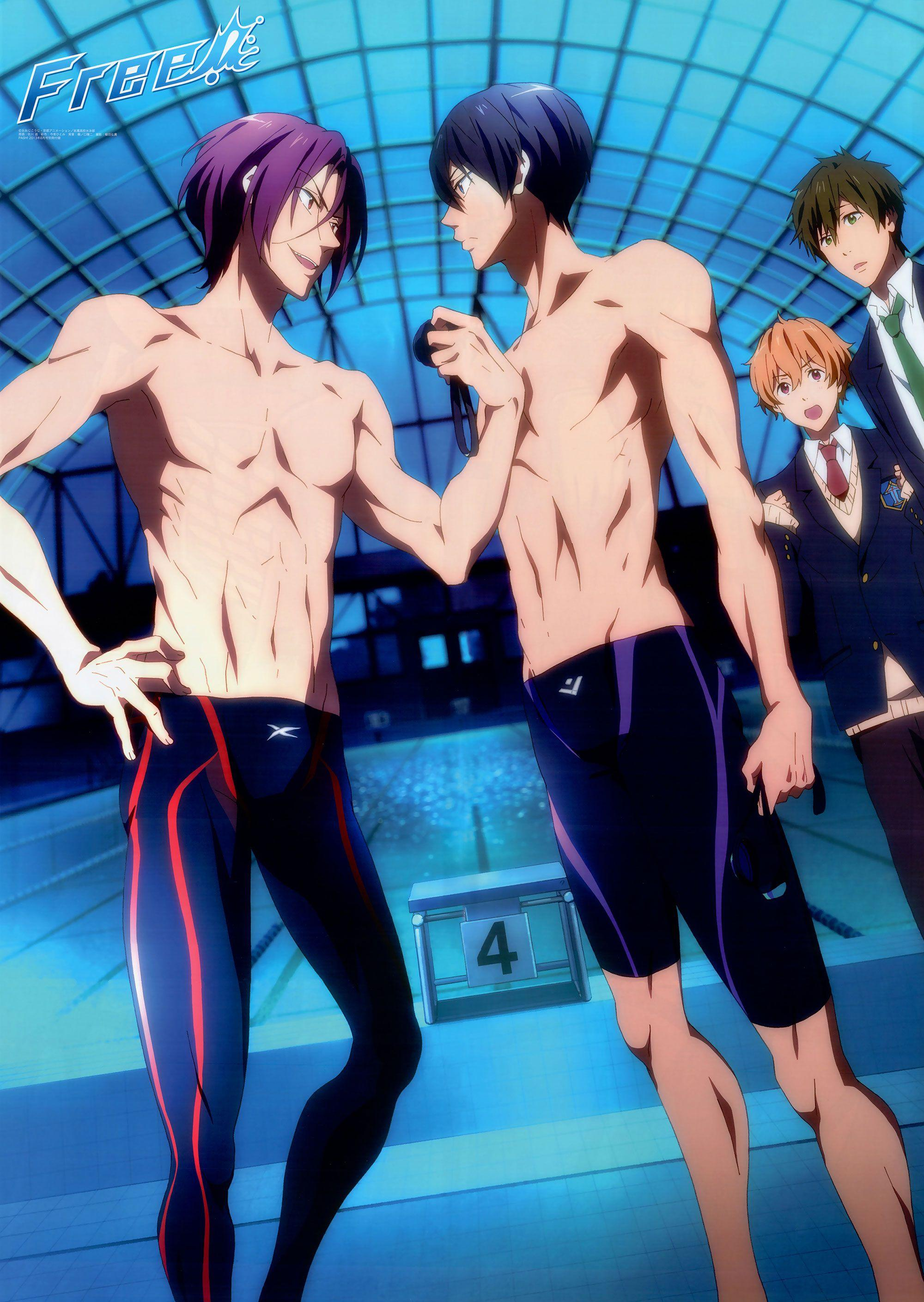 Haruka Nanase Wallpapers Wallpaper Cave See what rin matsuoka (rmatsuoka) has discovered on pinterest, the world's biggest collection of ideas. haruka nanase wallpapers wallpaper cave