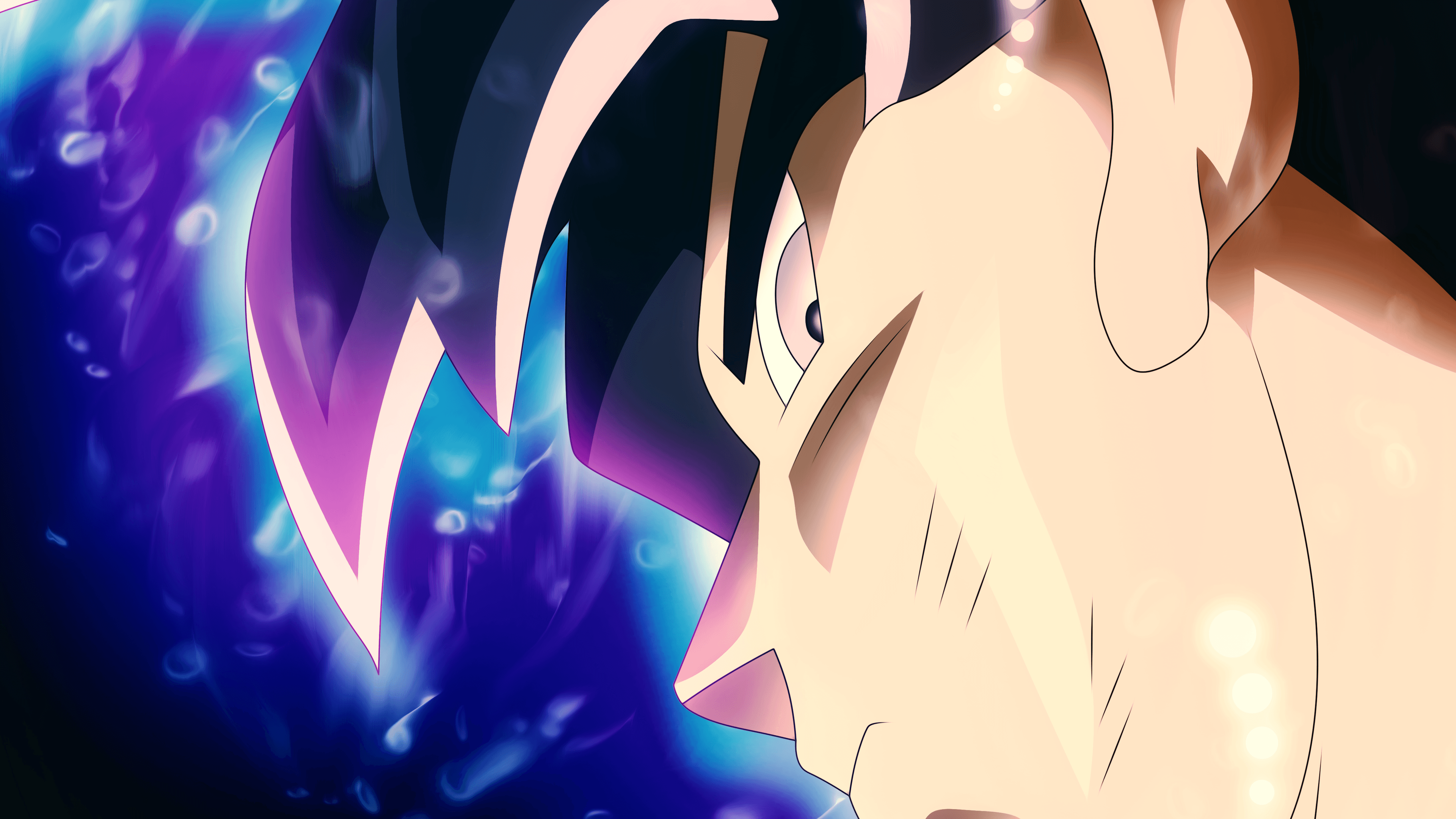 Goku Ultra Instinct Wallpapers Wallpaper Cave