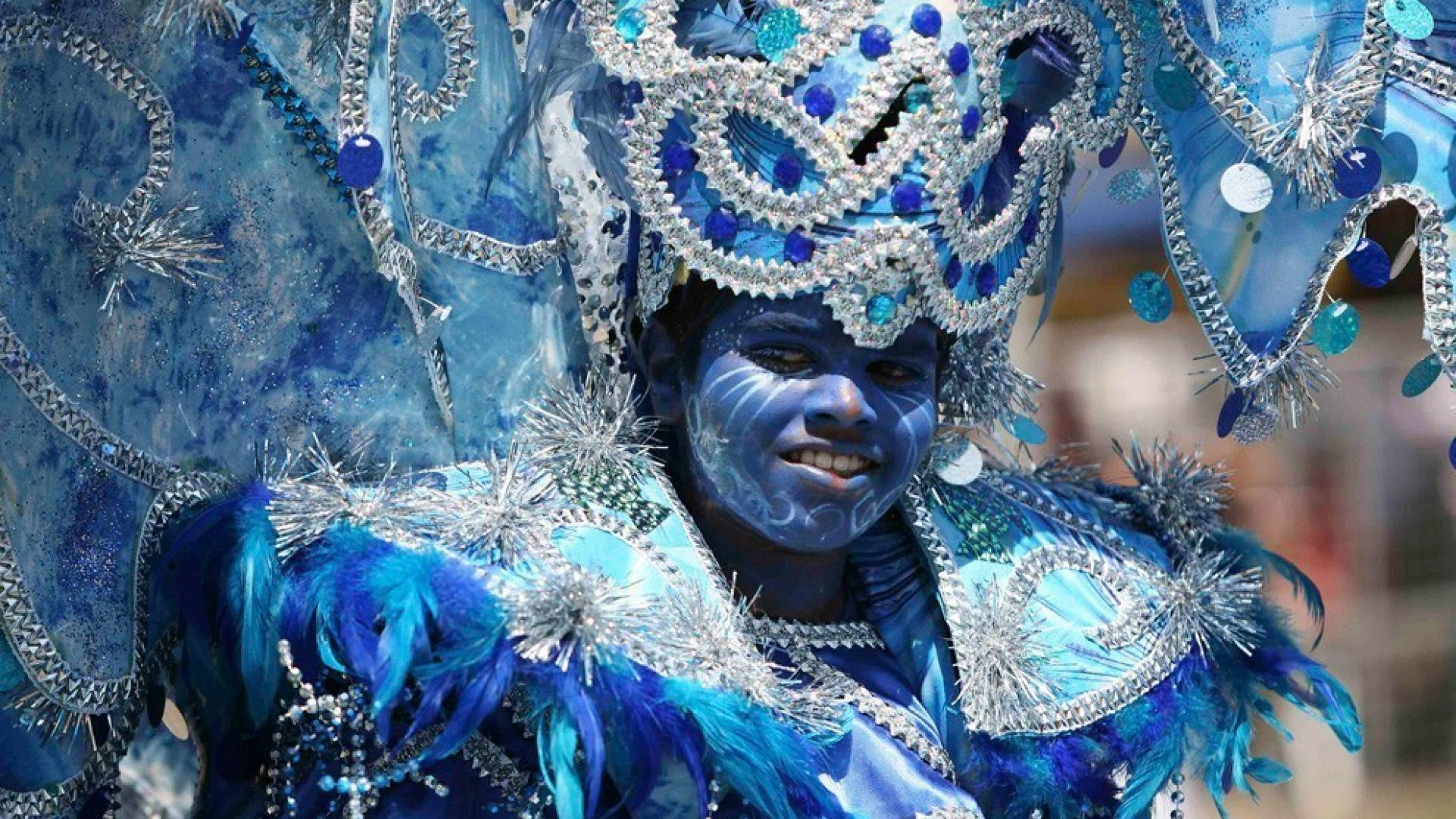 People carnivals port of spain trinidad and tobago wallpaper | (12369)