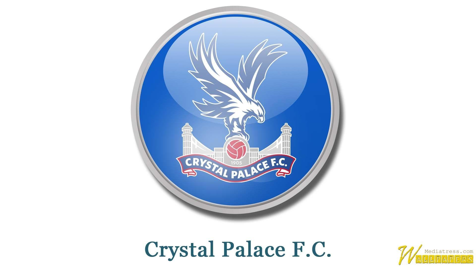 Crystal Palace F.C. Logo Wallpaper | MT-WallPapers