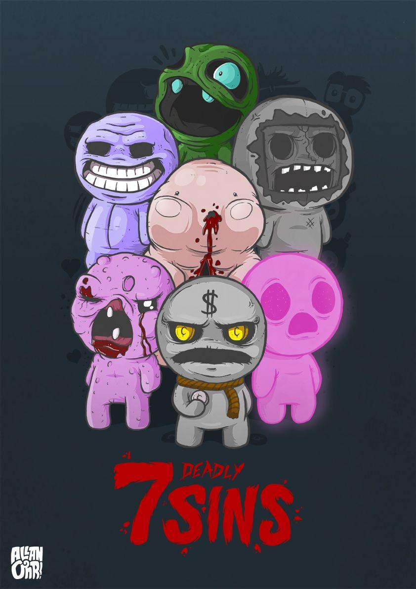 The Binding Of Isaac Wallpapers