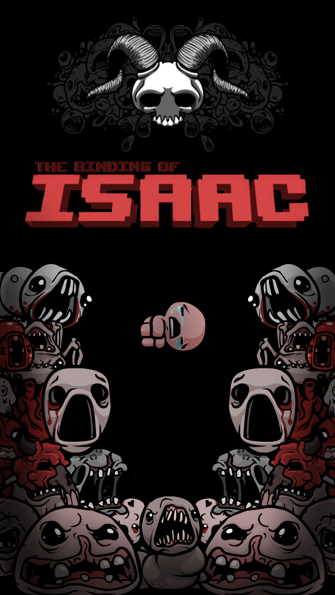 Binding Of Isaac Bedroom: The Binding Of Isaac Wallpapers