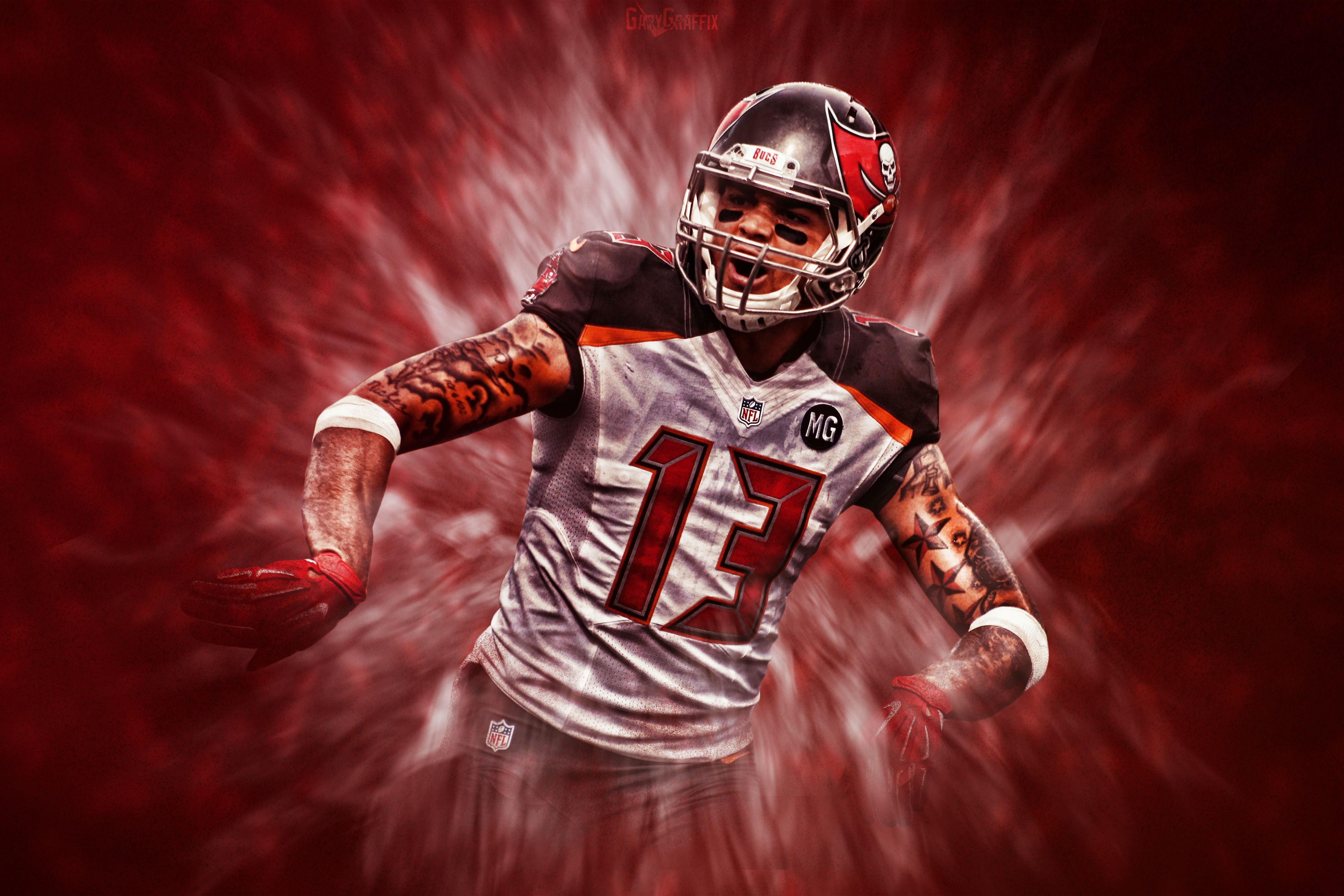 100% authentic 9ee7a 4e1bd Mike Evans Wallpapers - Wallpaper Cave