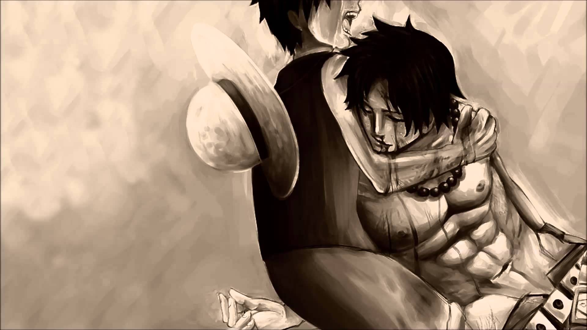 One Piece Sad Wallpapers Wallpaper Cave