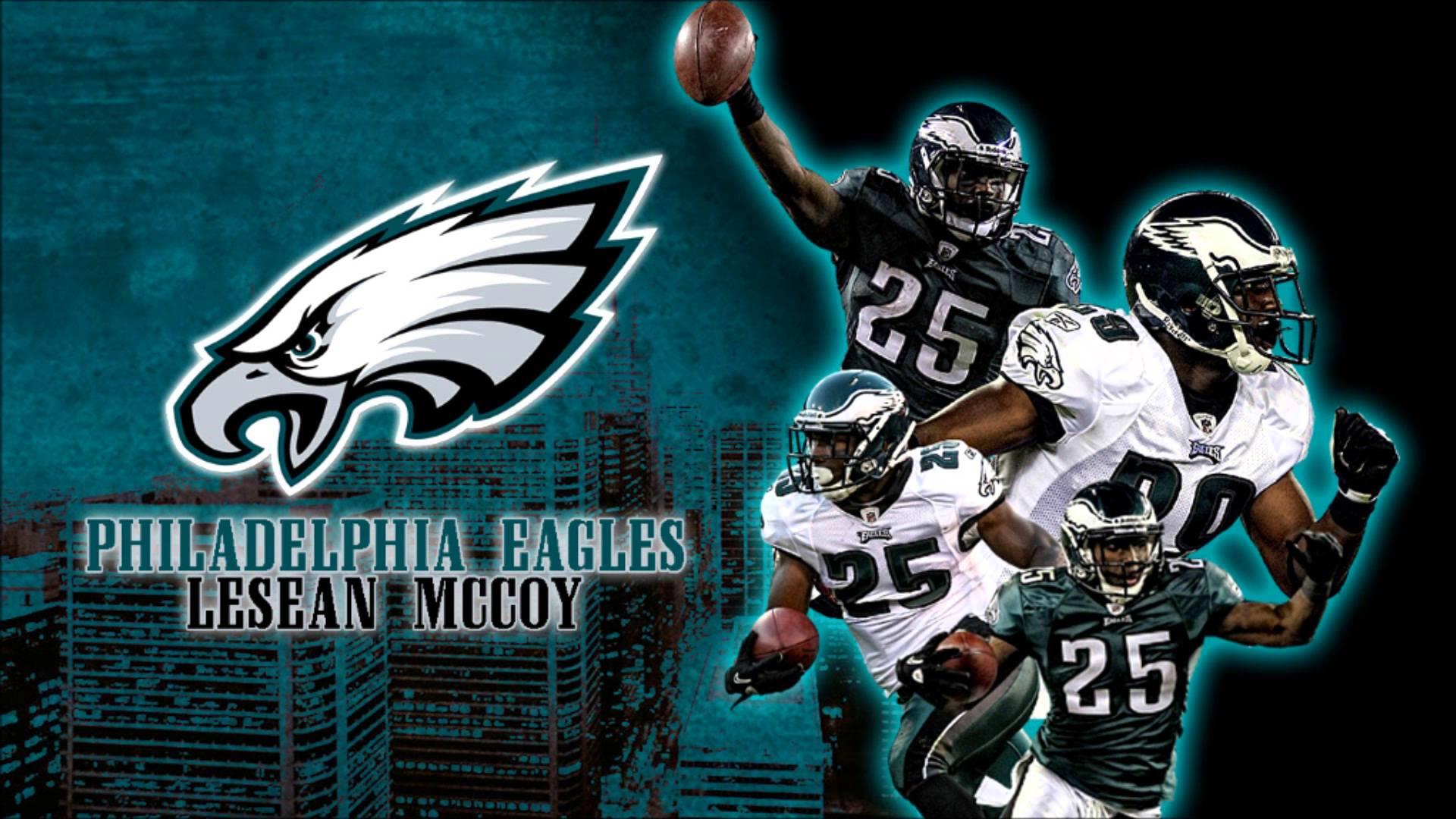 FREE NFL Lesean Mccoy Wallpapers