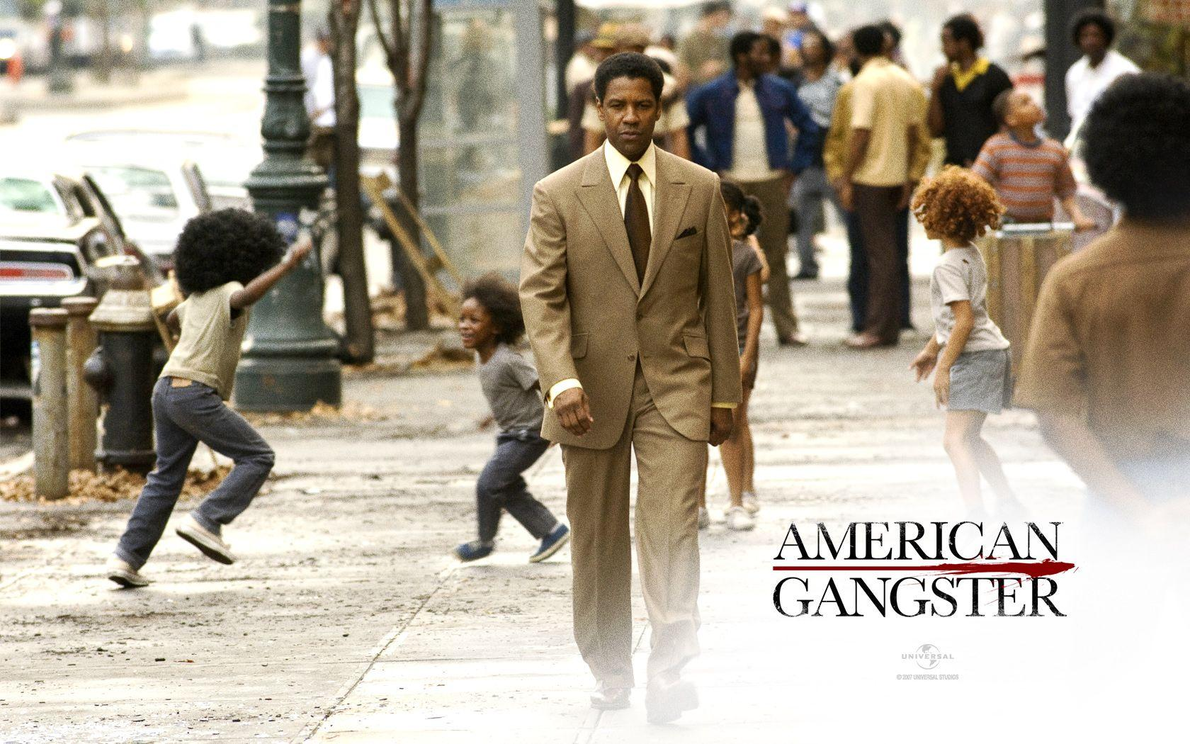 Amerucan Gangster