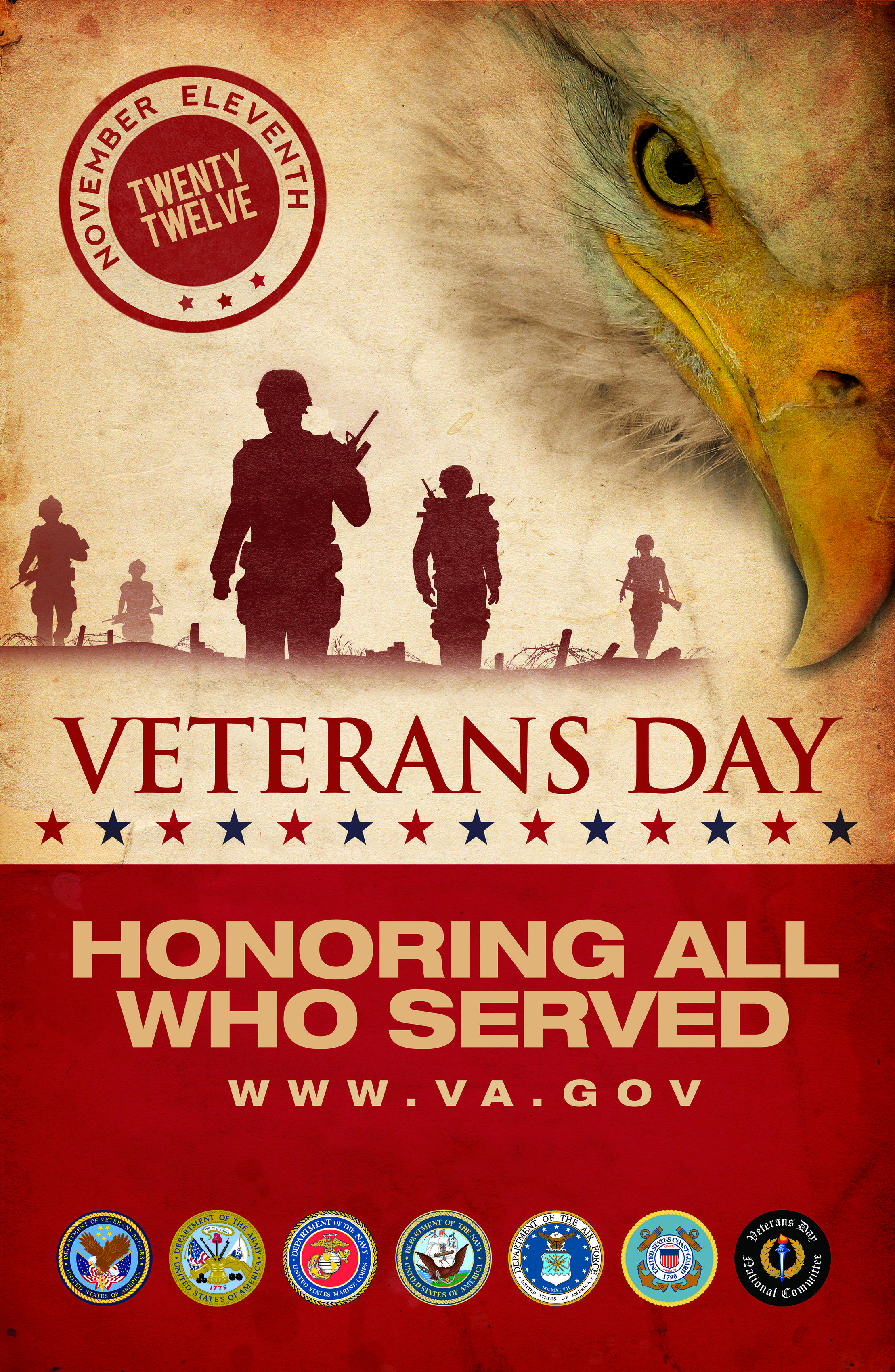 Veterans Day Poster Gallery - Office of Public and Intergovernmental ...