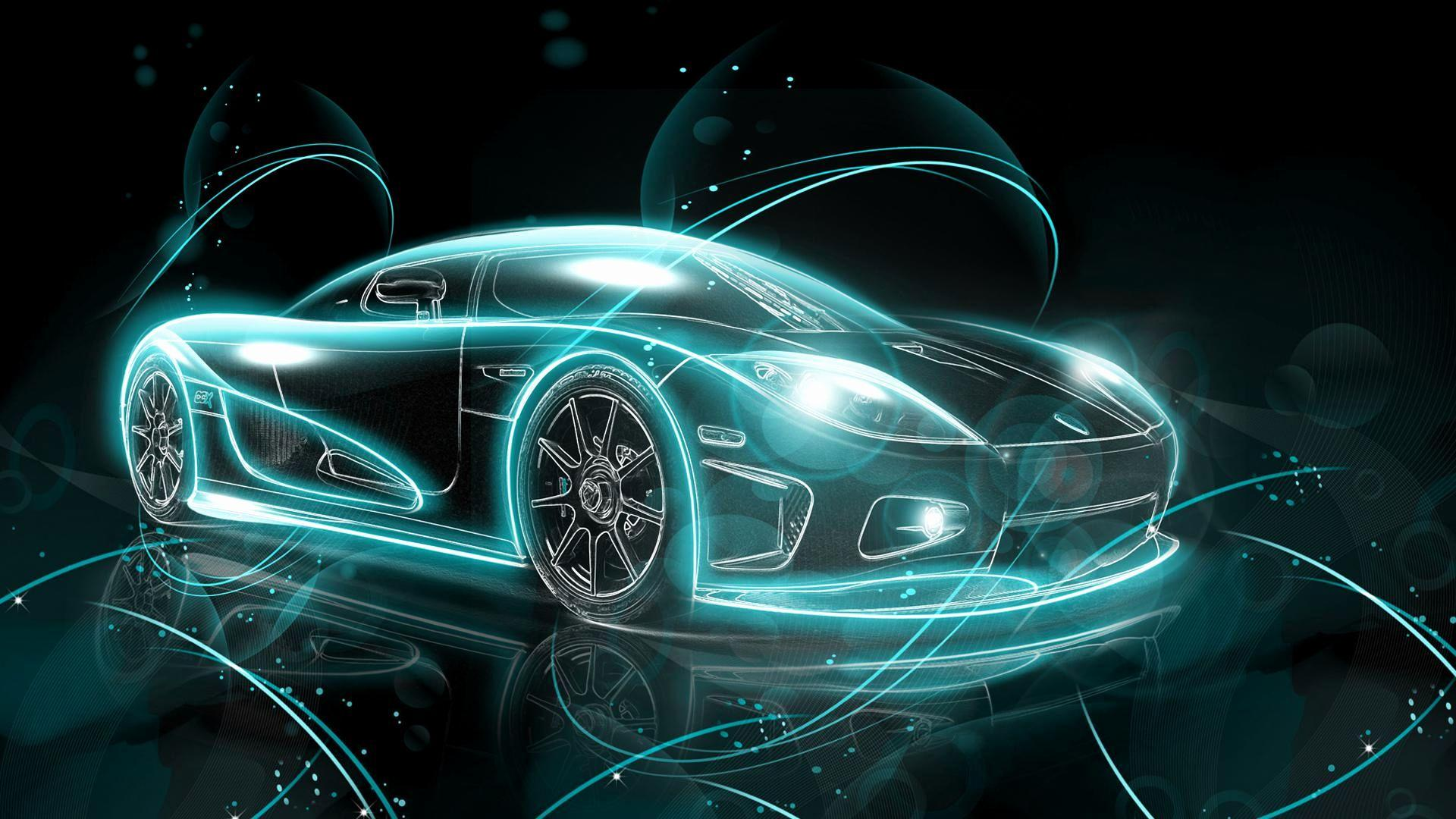 Cool Car Wallpapers Fresh Neon Car Wallpaper Wallpapersafari U2013 Car .