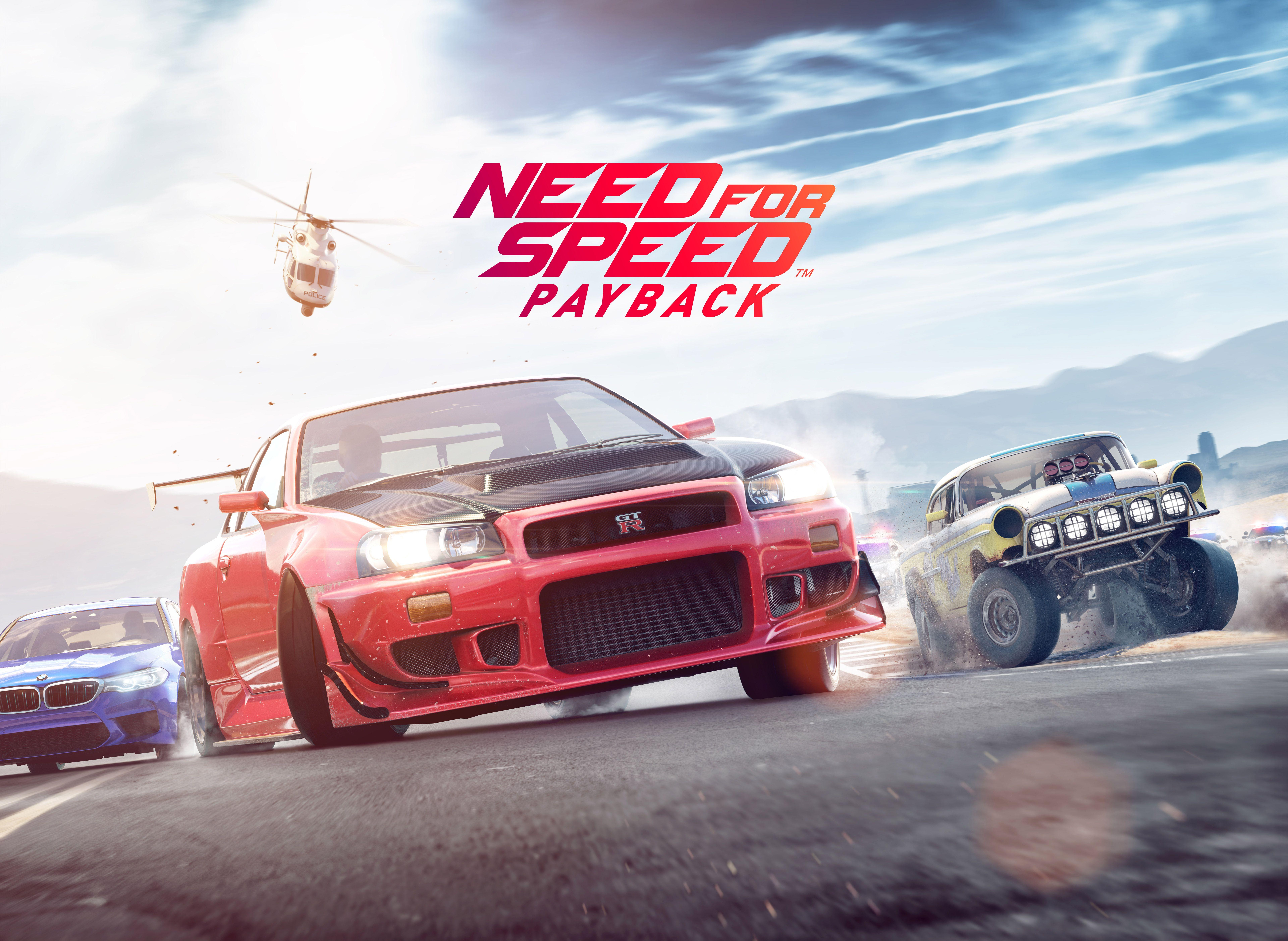 Need For Speed Payback Wallpapers Wallpaper Cave