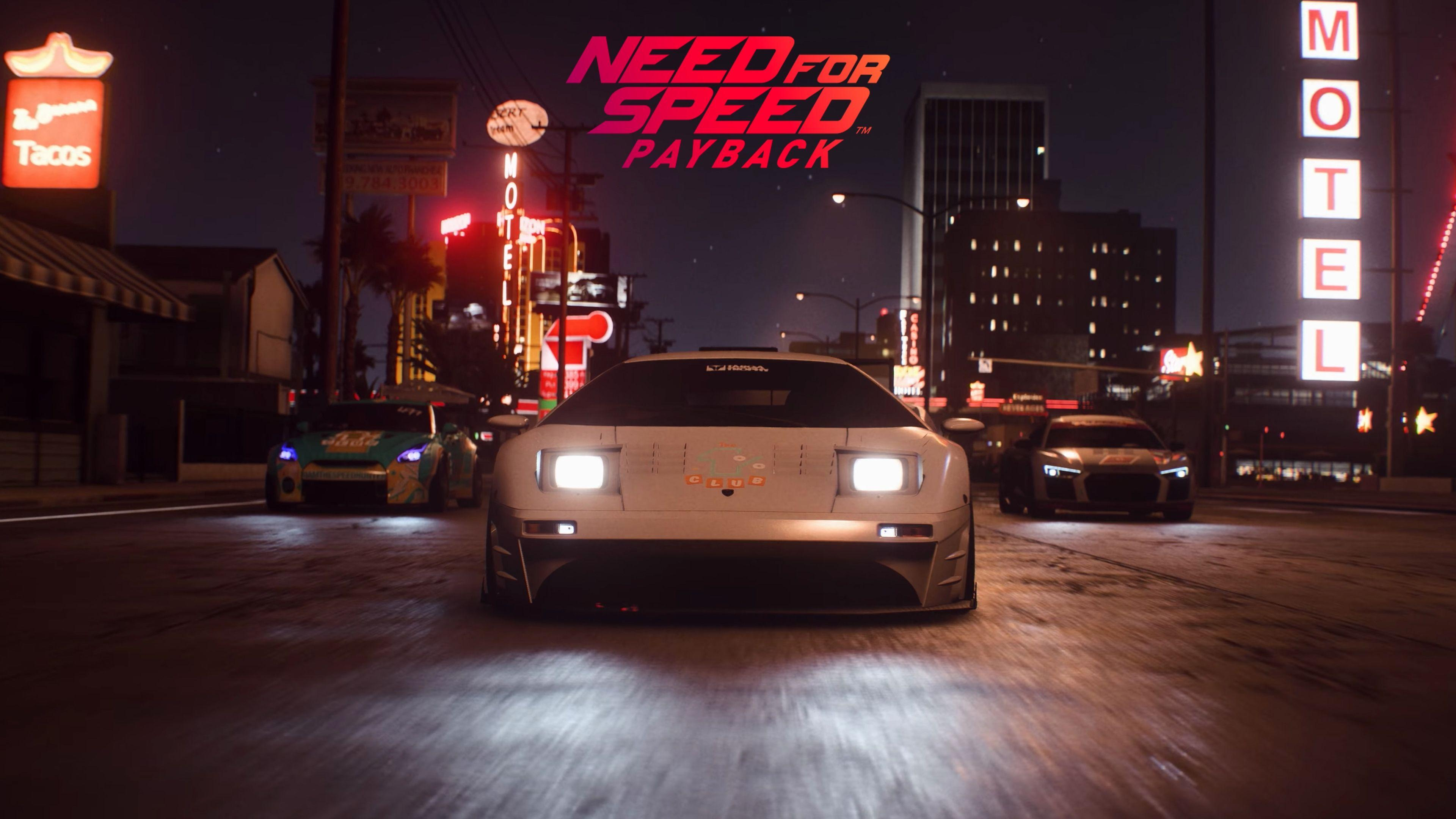 Need for Speed Payback, PC download, full version game, full pc game, for PC Before downloading make sure that your PC meets minimum system requirements. Minimum ...