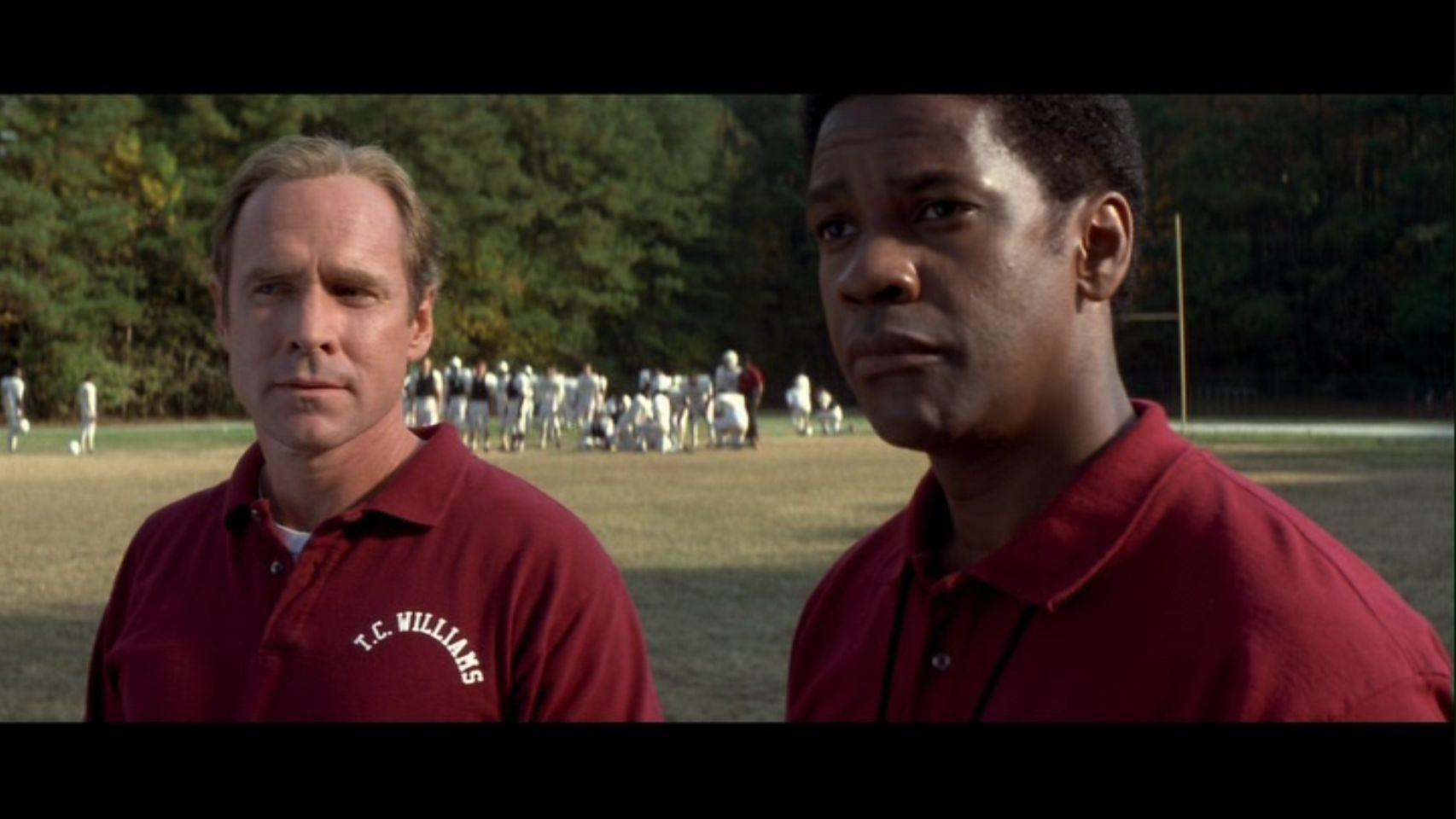 the movie remember the titans brings up the issue of racism in sports Examples of racial prejudice in the film remember the titans are: the way the team acted when they found out that yost had been replaced with a black man the team refused to play for a black.