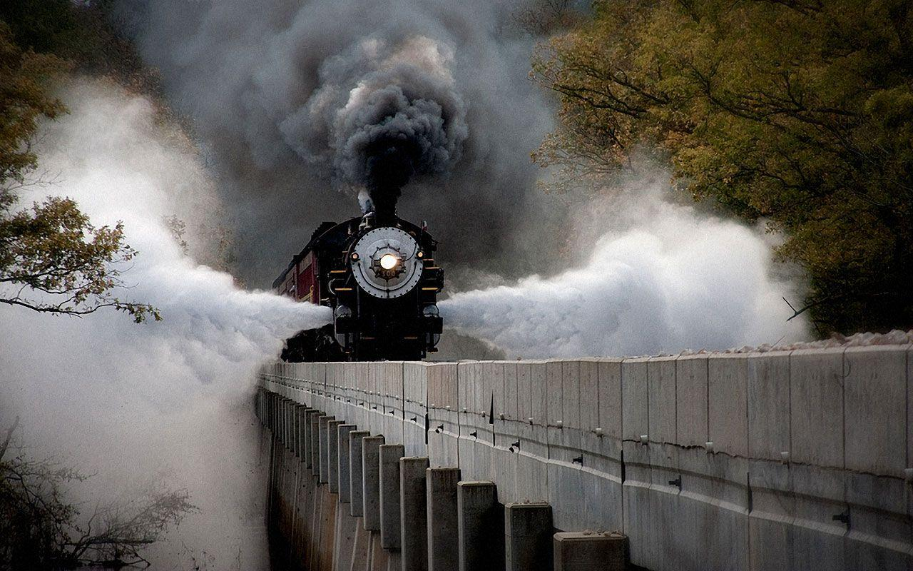 Steam Trains Wallpapers Wallpaper Cave