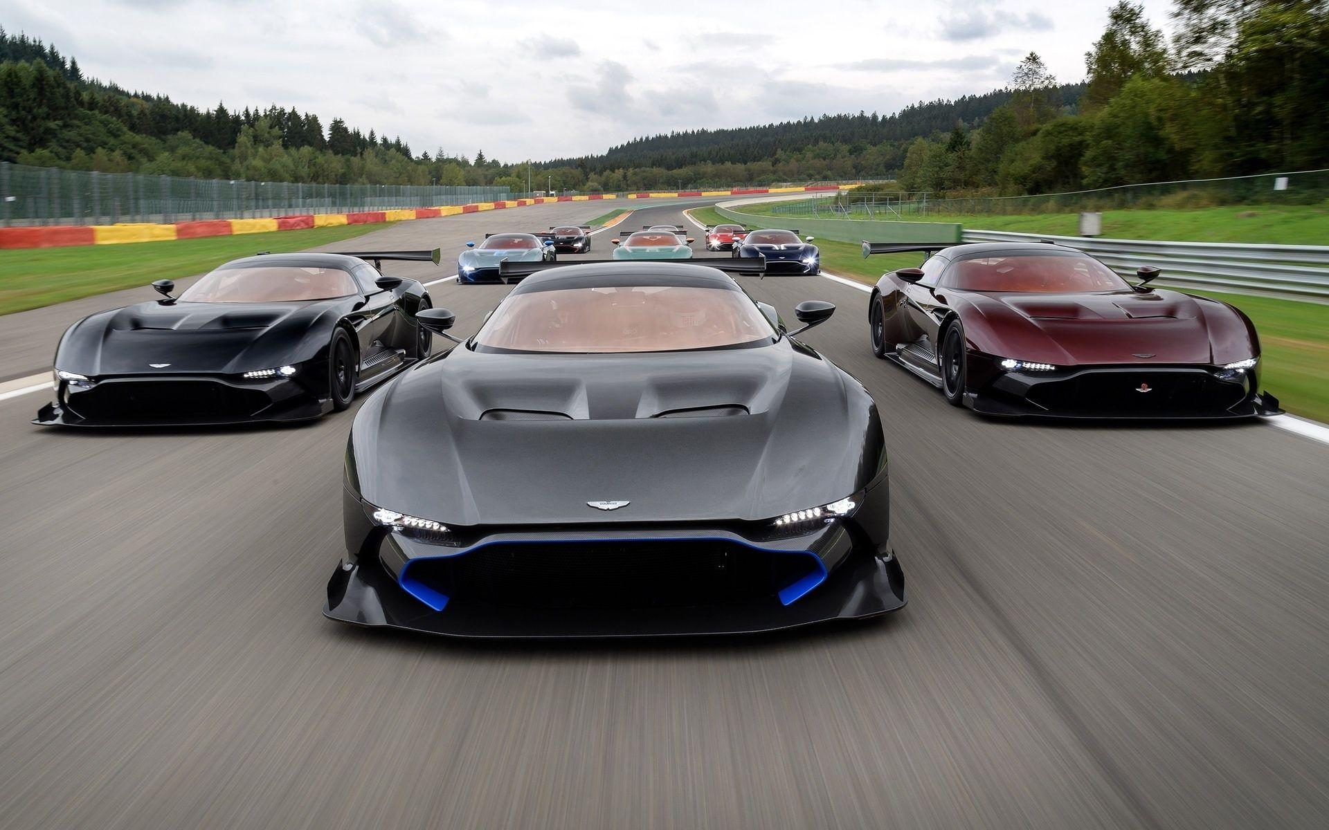 Aston Martin Vulcan Wallpapers