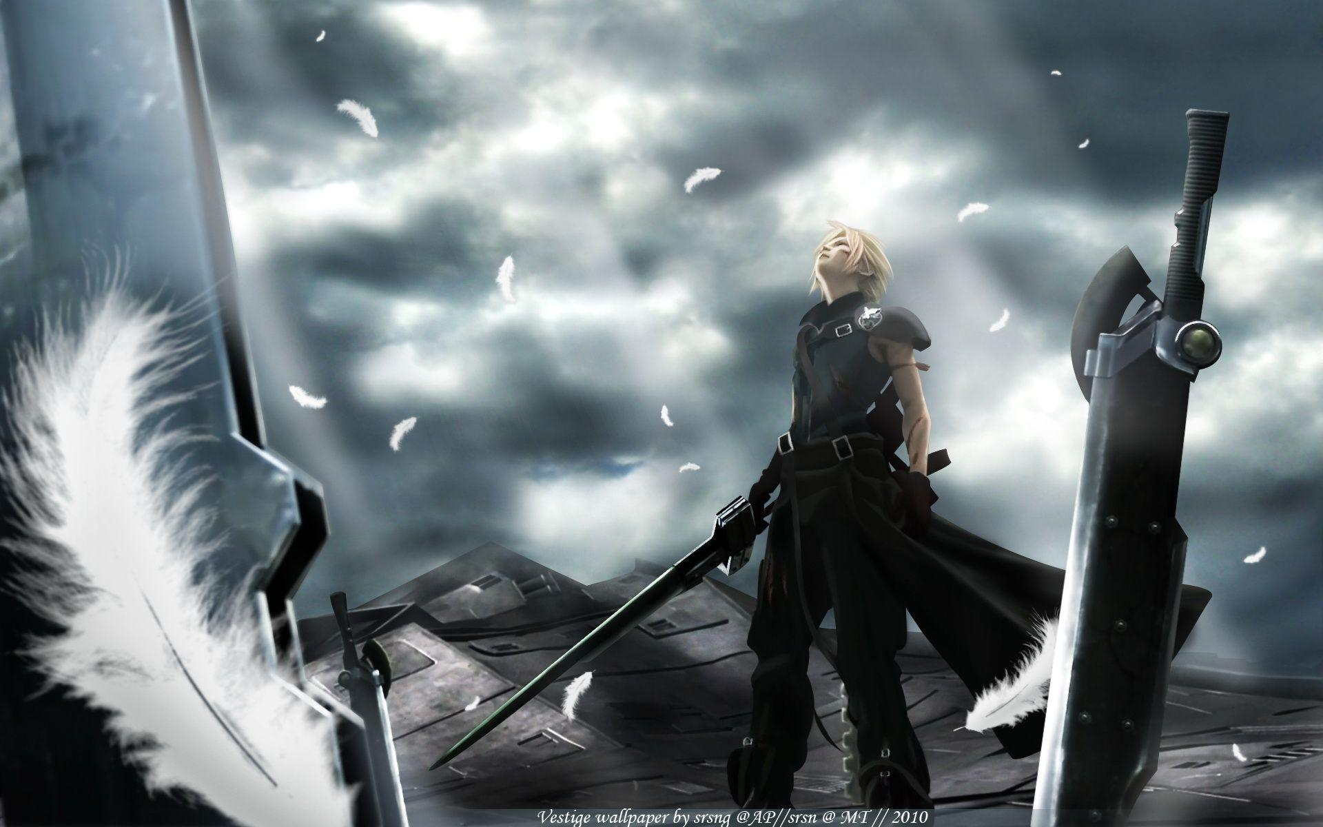 Crisis core final fantasy vii wallpapers wallpaper cave final fantasy final fantasy vii crisis core games 1920x1200 altavistaventures Gallery