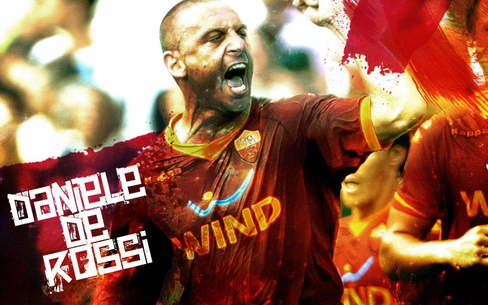 Daniele De Rossi Wallpapers HD Wallpapers