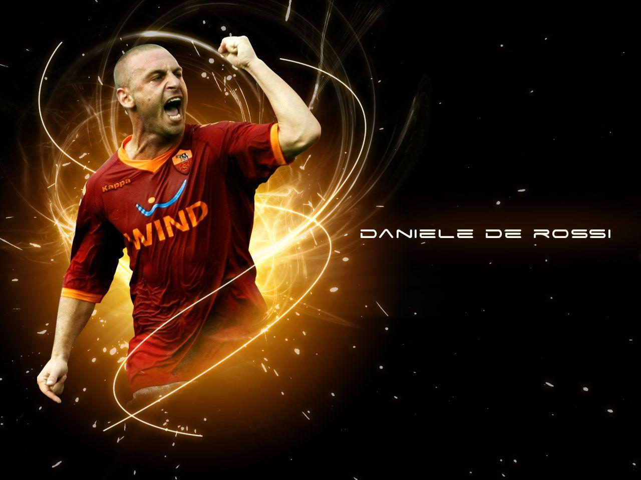Top Football Players: Daniele De Rossi 2011
