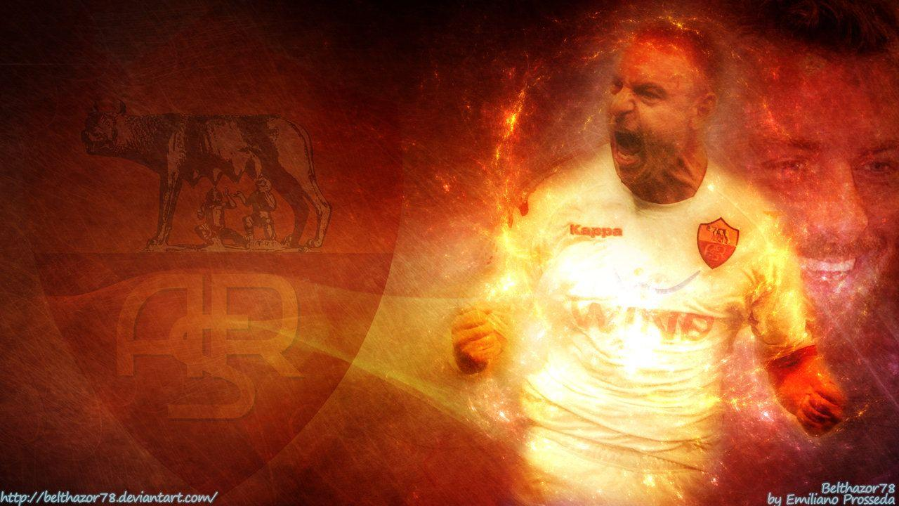 Daniele De Rossi Wallpapers 2 by Belthazor78.deviantart on