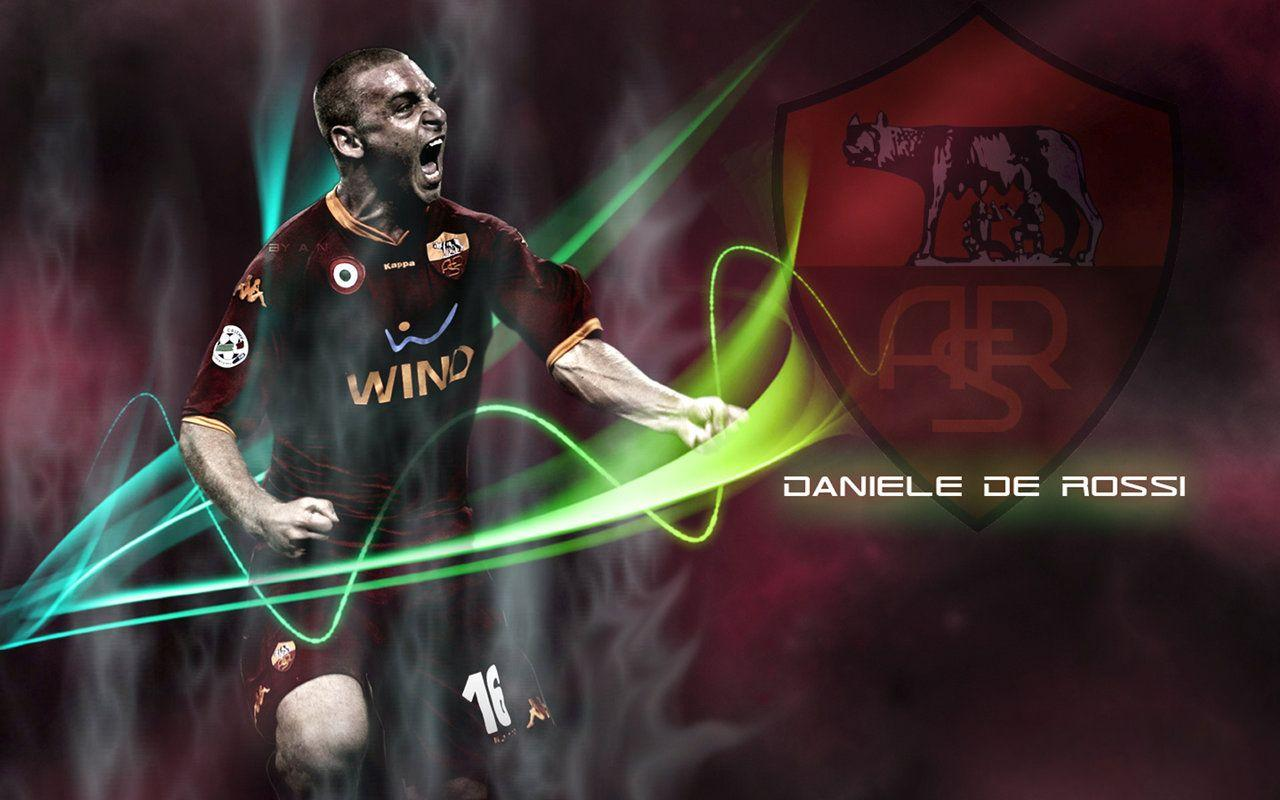 Daniele De Rossi As Roma Wallpapers Wallpapers