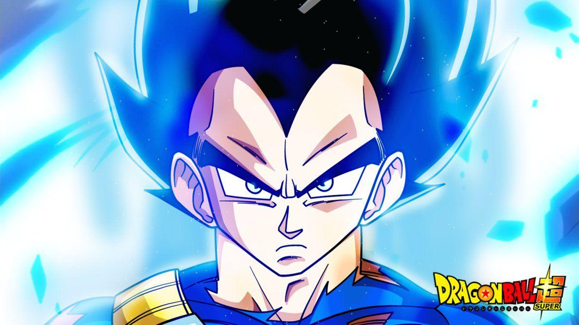 Vegeta Ultra Instinct Wallpapers 1920x1080 by DragonBallAffinity on