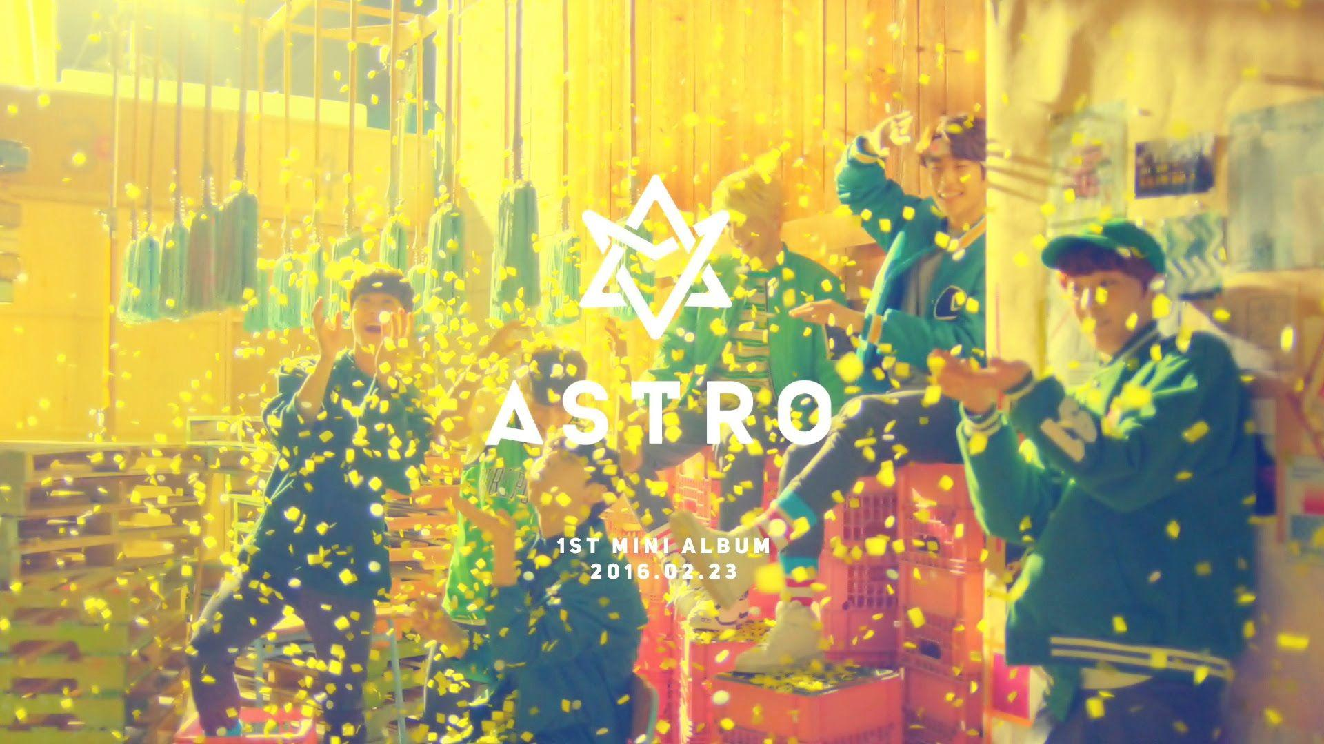 Astro South Korean Band Wallpapers Wallpaper Cave