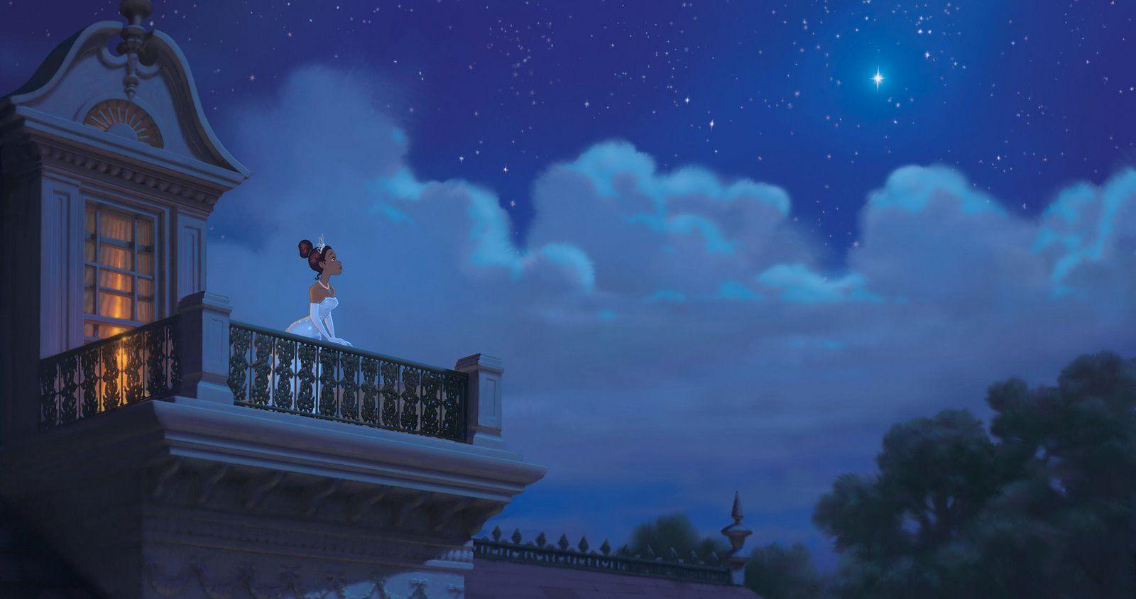The Princess And The Frog Wallpapers Wallpaper Cave