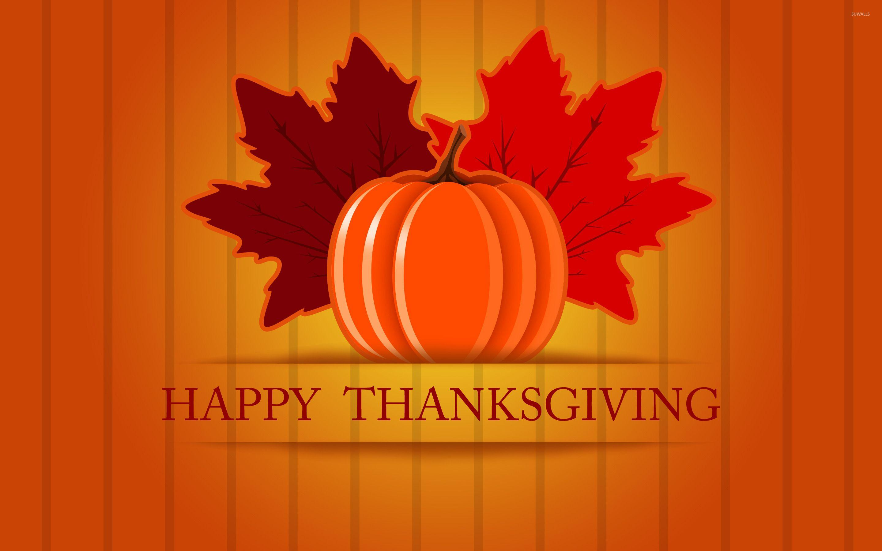 Happy Thanksgiving [2] wallpaper - Holiday wallpapers - #23967