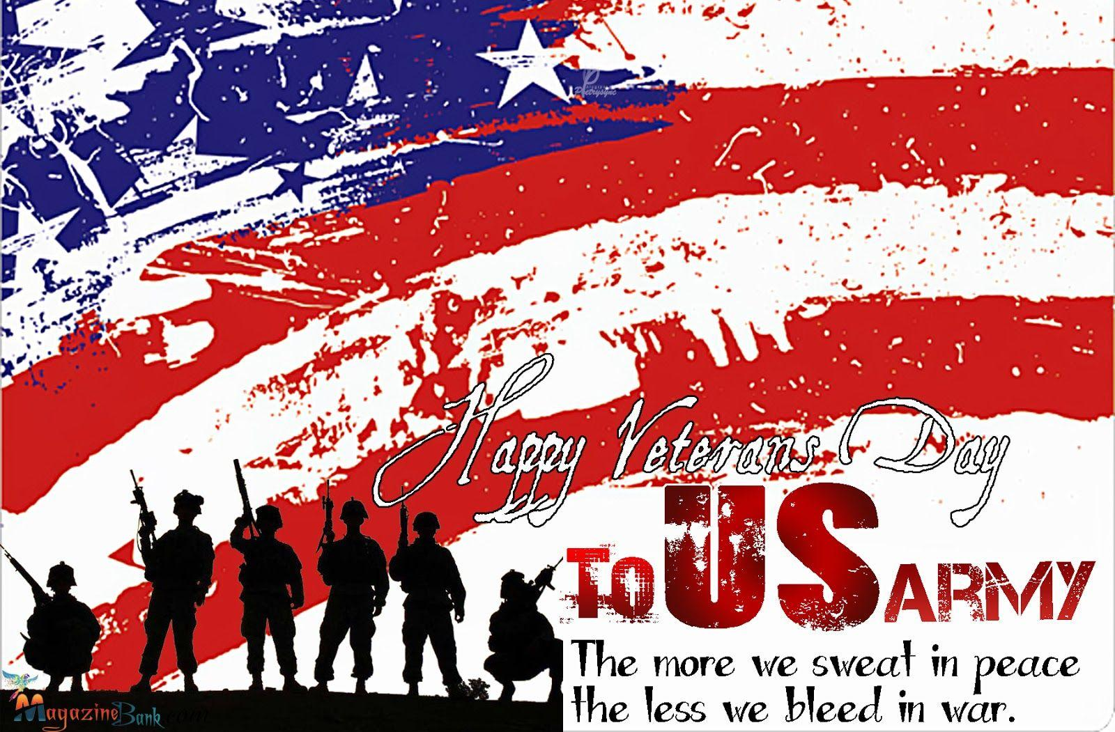 Happy Veterans Day Clip Art - wallpaper.