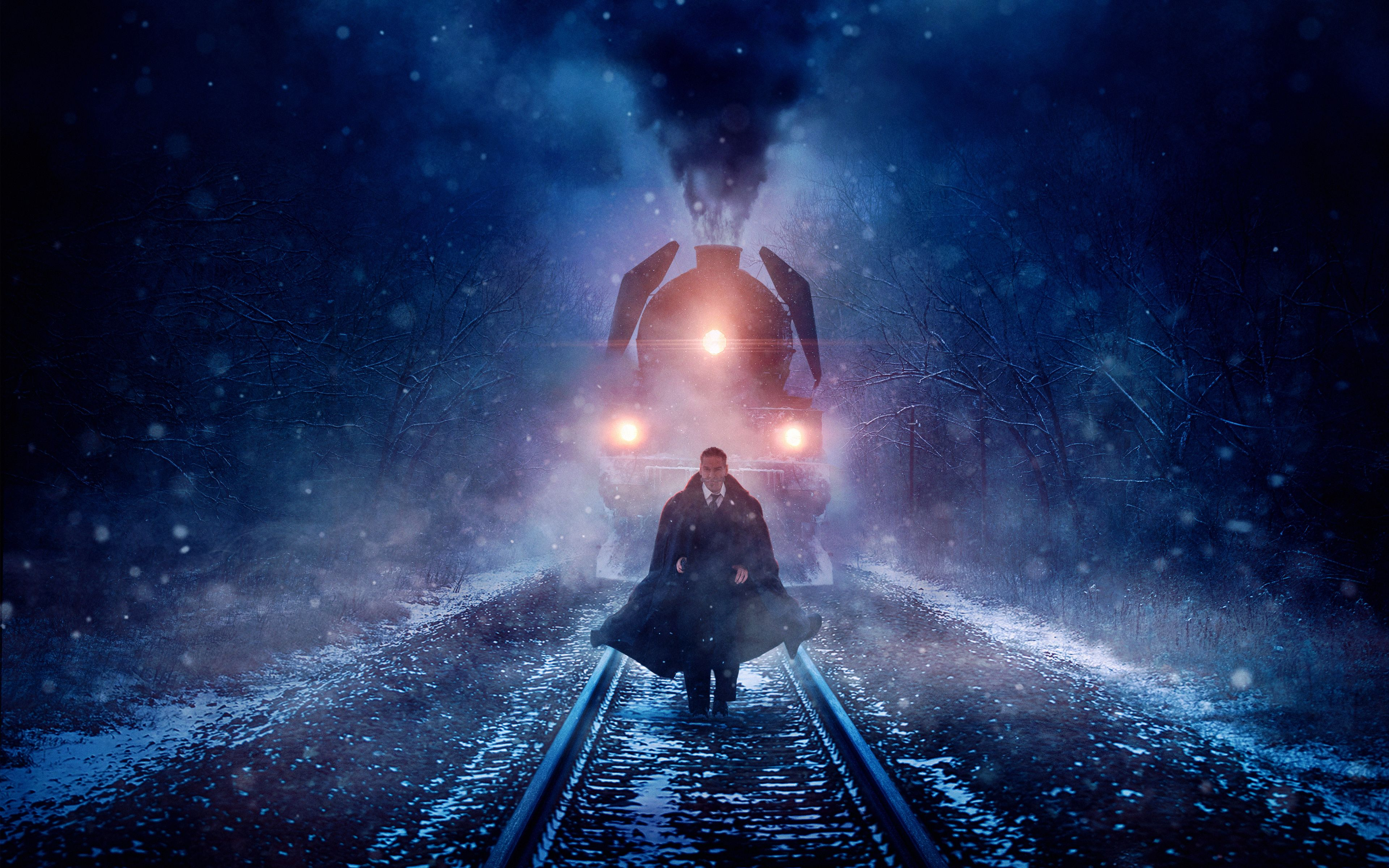 Murder On The Orient Express Wallpapers Wallpaper Cave