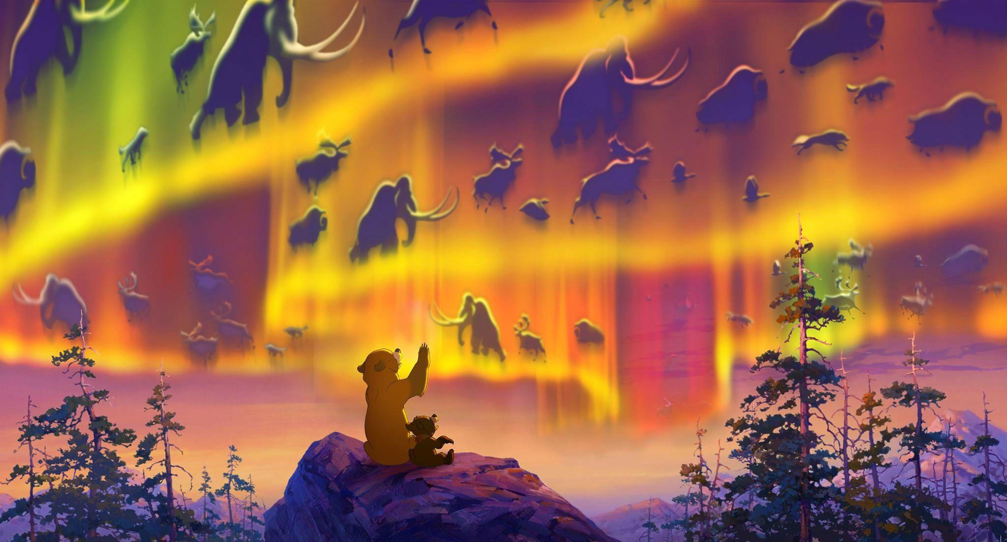 Brother Bear Wallpapers Wallpaper Cave