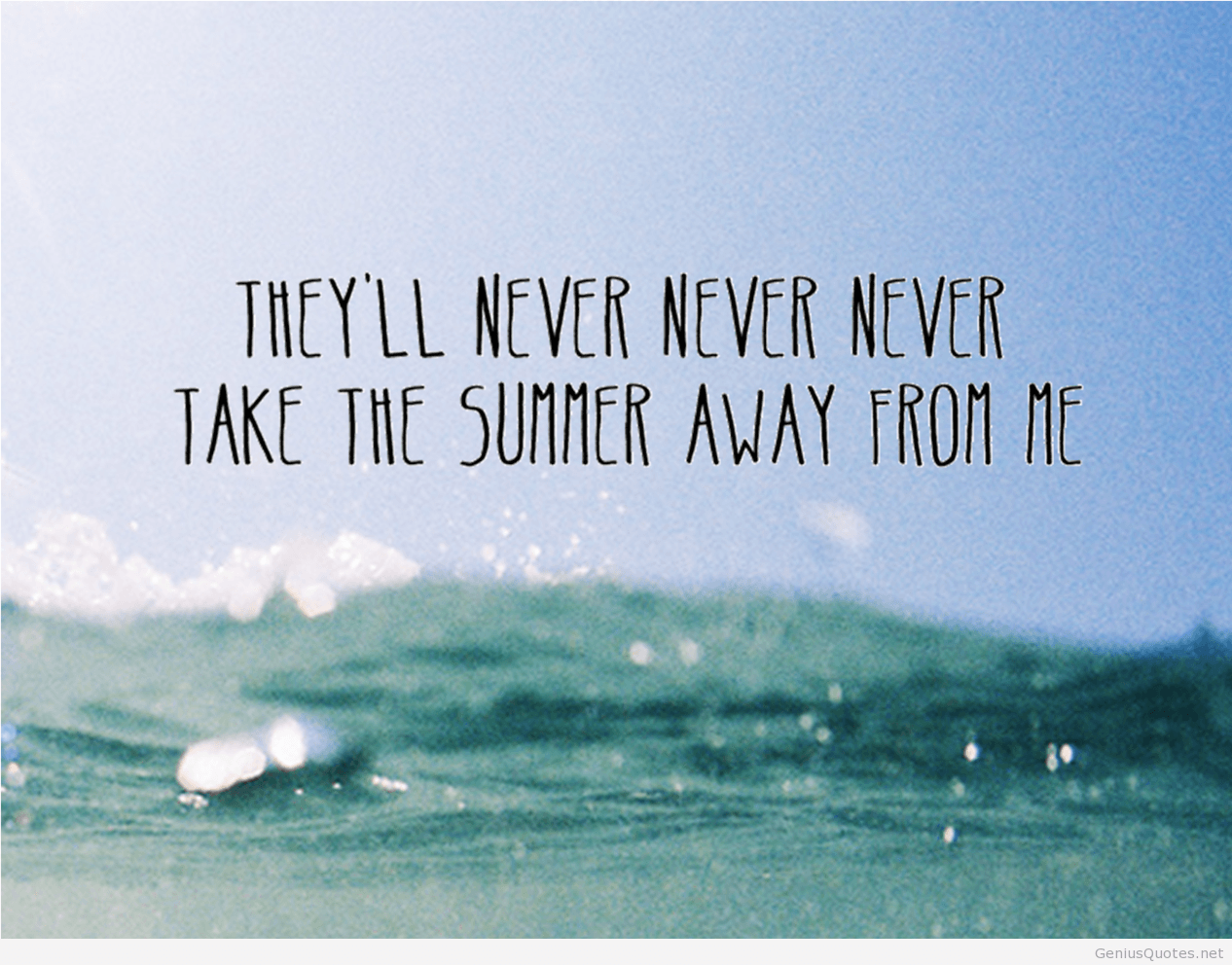 Summer Beach Quotes Sayings hd