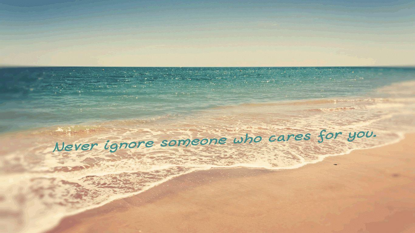 Never Ignore Someone... Pictures, Photos, and Image for Facebook