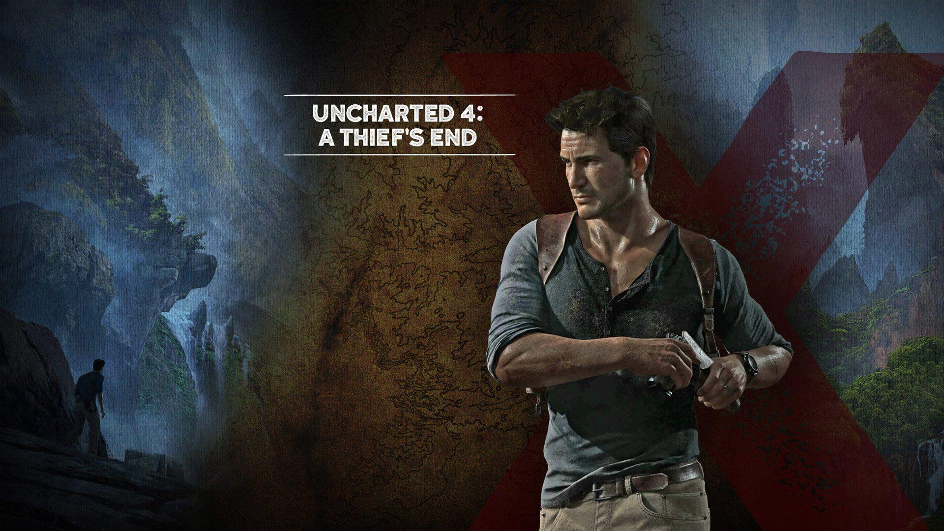 Uncharted 4 A Thief S End Wallpapers Wallpaper Cave