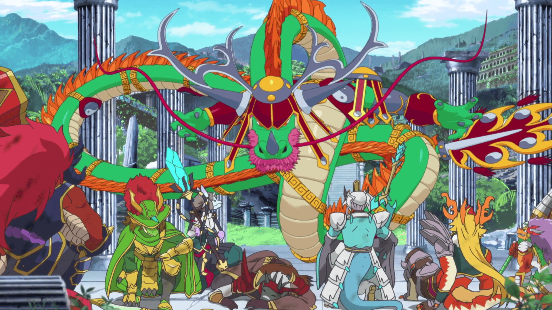 Future Card Buddyfight Wallpapers - Wallpaper Cave