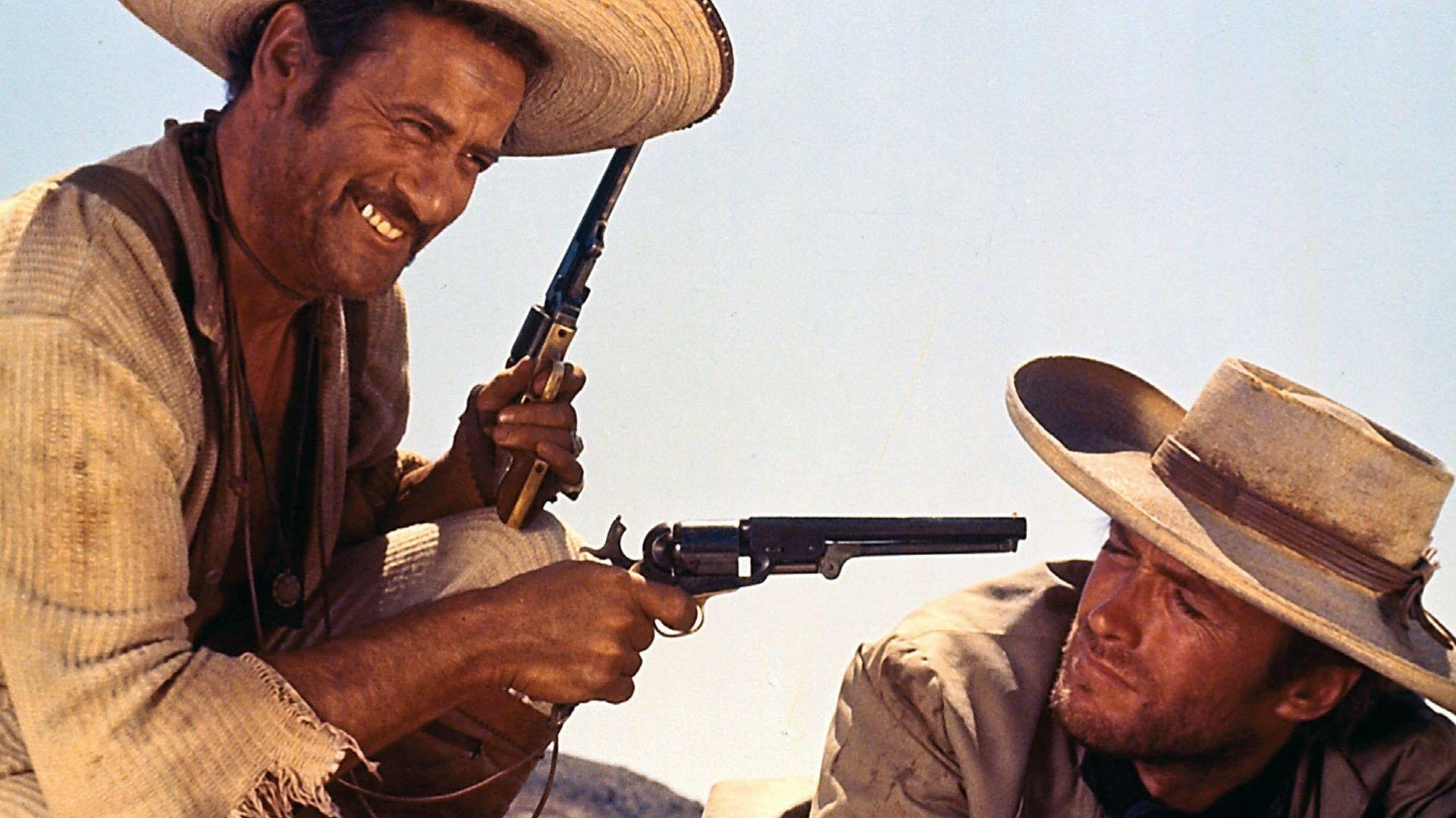 HD Wallpapers of Movie The Good , The Bad And The Ugly