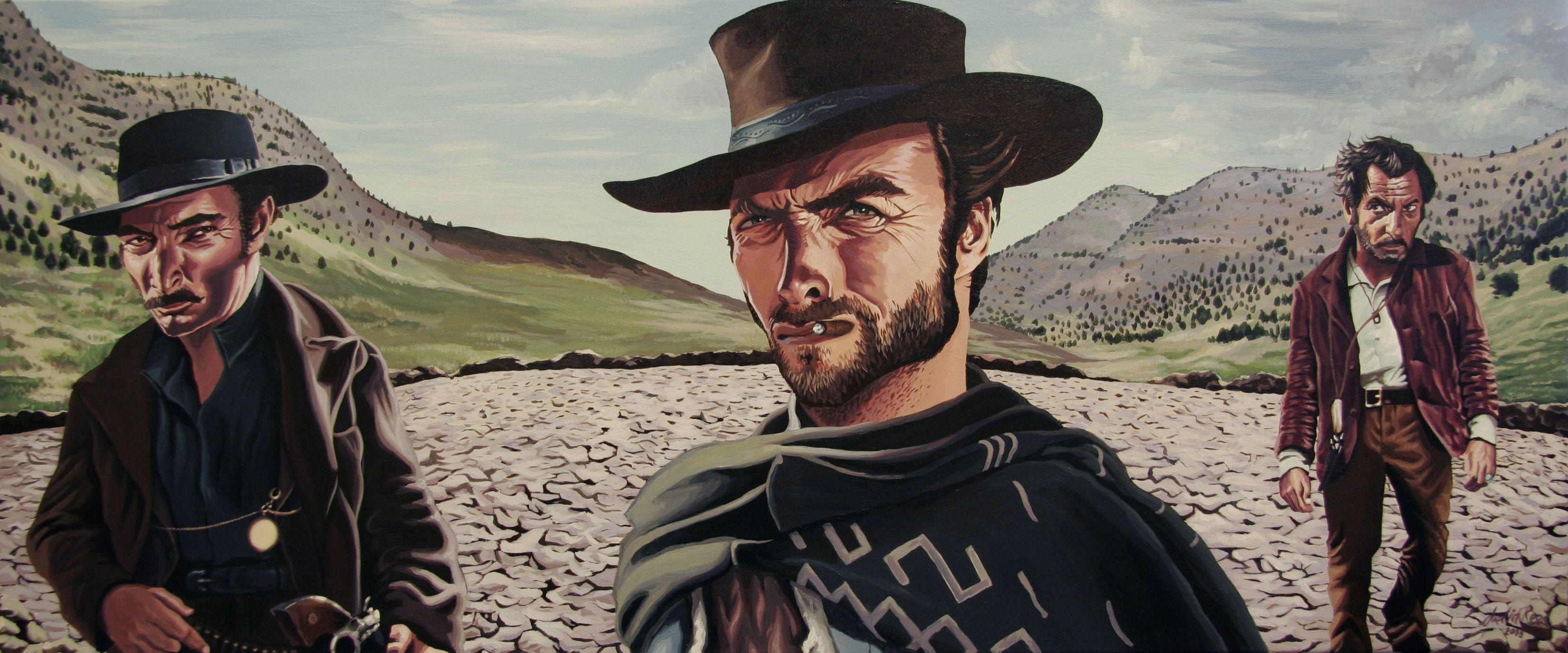 THE GOOD THE BAD AND THE UGLY western clint eastwood g wallpapers