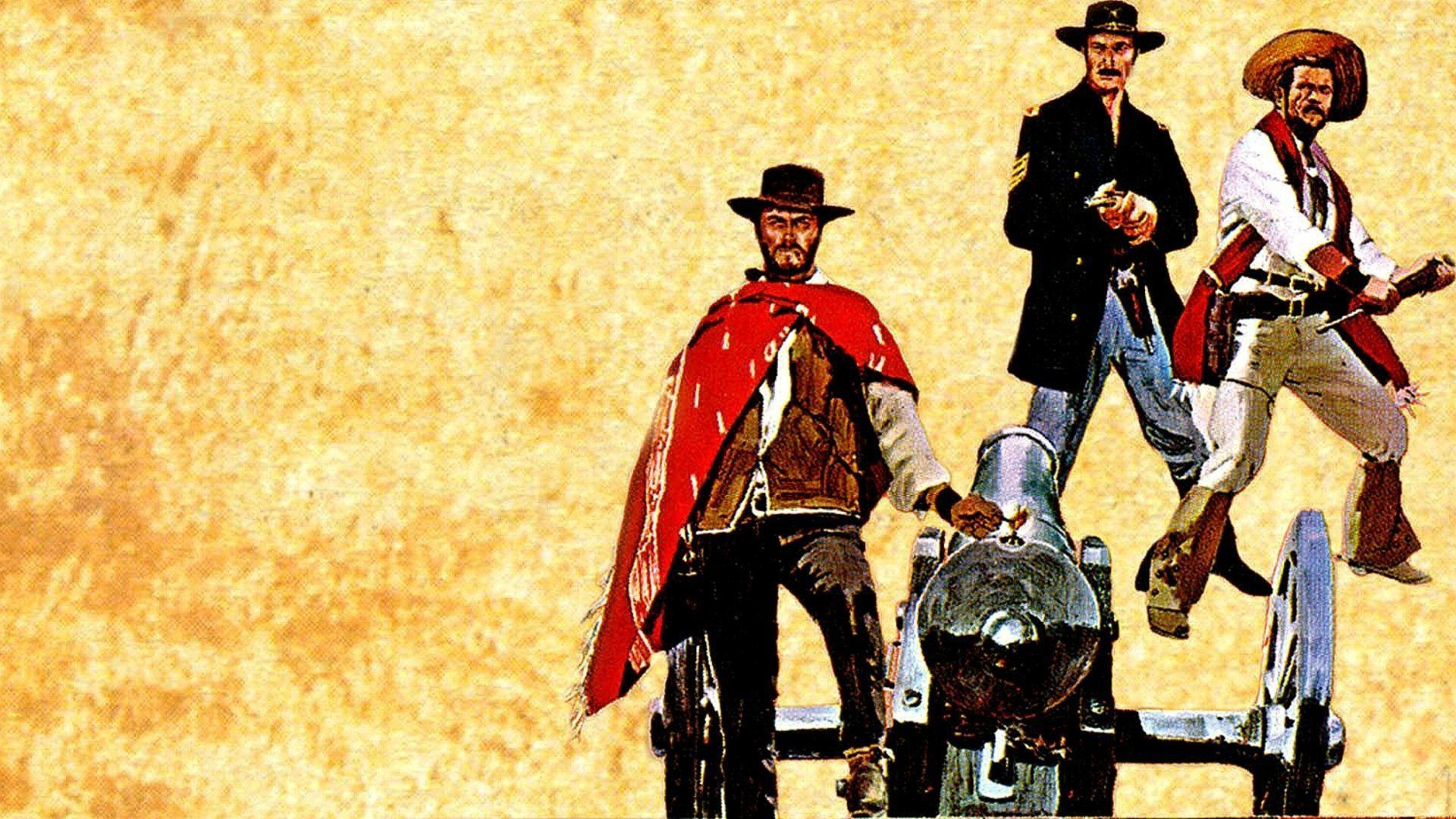 THE GOOD THE BAD AND THE UGLY western t wallpapers