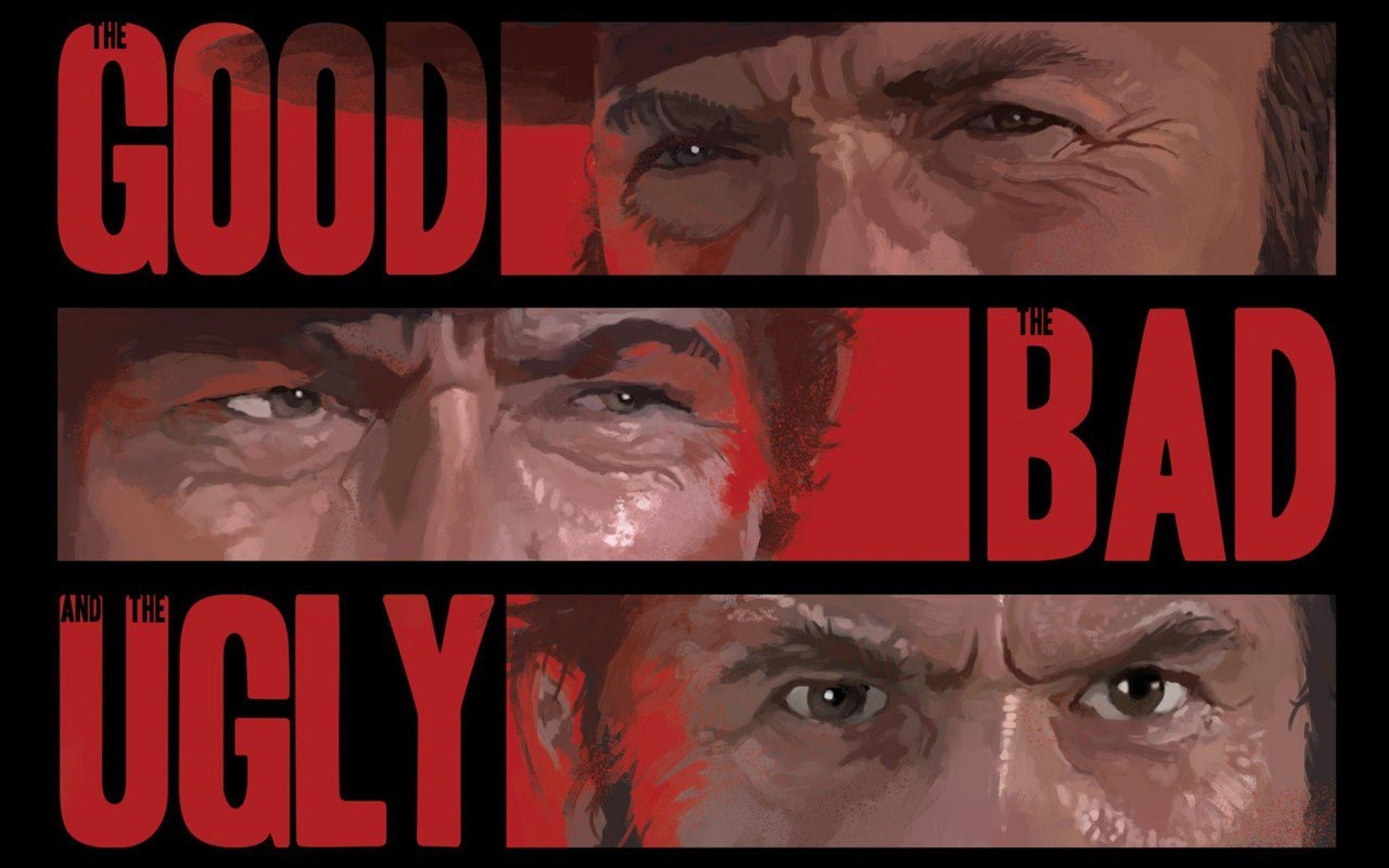 Eastwood western the good bad and ugly wallpapers