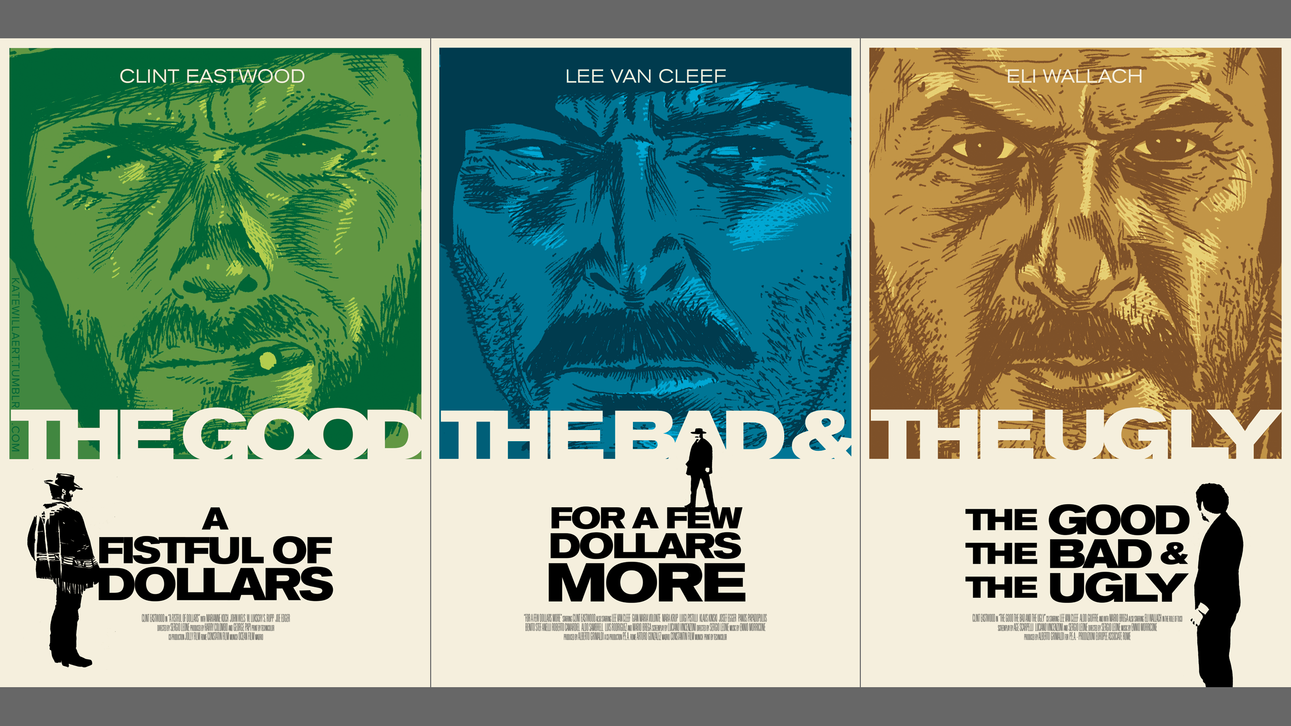 Friday is the 50th anniversary of The Good, The Bad, And The Ugly