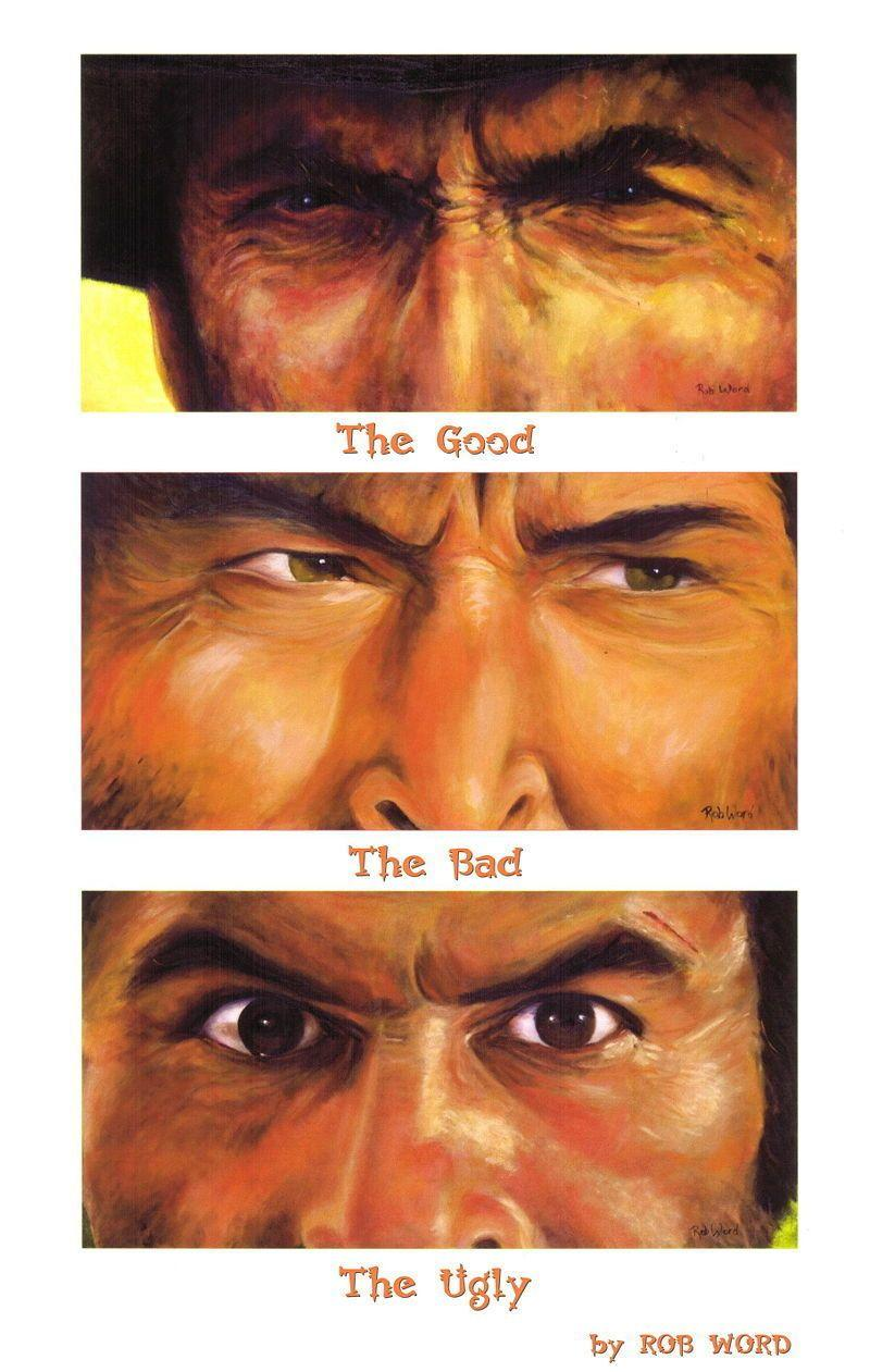 The Dollars Trilogy image The Good The Bad and The Ugly HD