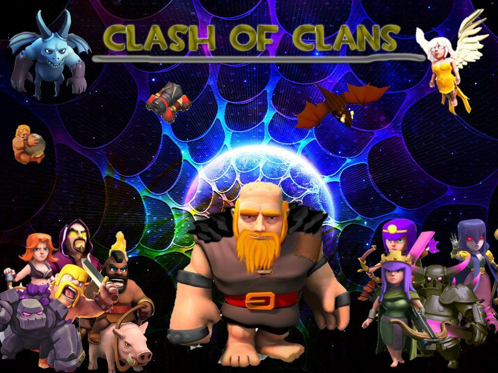 Wizard Clash Of Clans Wallpaper Clash Of Clans Troops ...